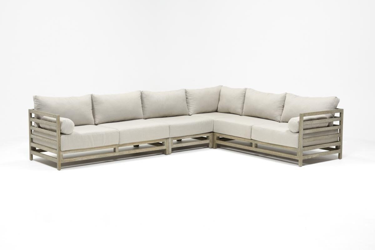 Outdoor Pompeii 3 Piece Sectional inside Whitley 3 Piece Sectionals By Nate Berkus And Jeremiah Brent (Image 27 of 32)
