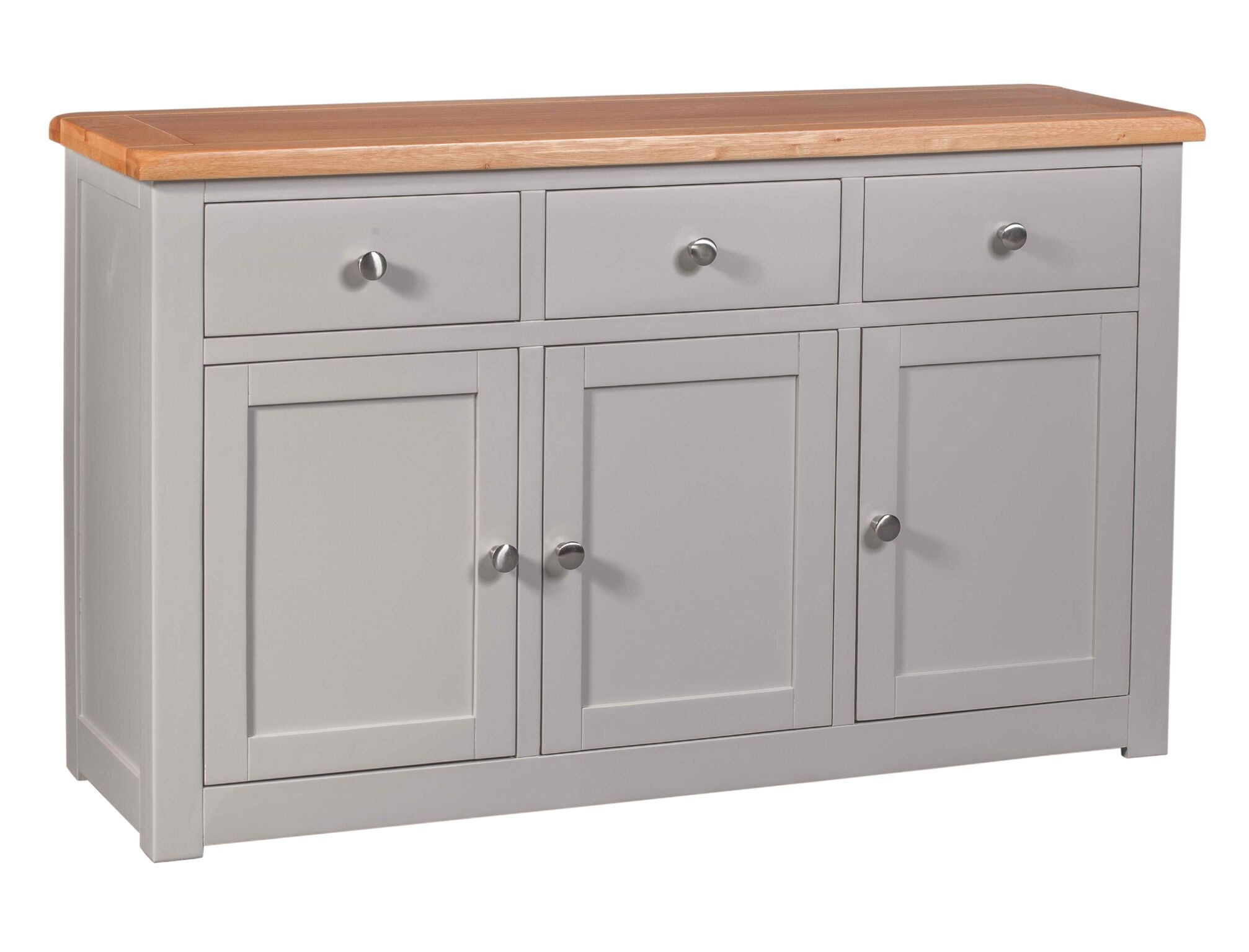Painted Sideboards - Modern Dining With Norwich Furniture in Logan Sideboards (Image 20 of 30)