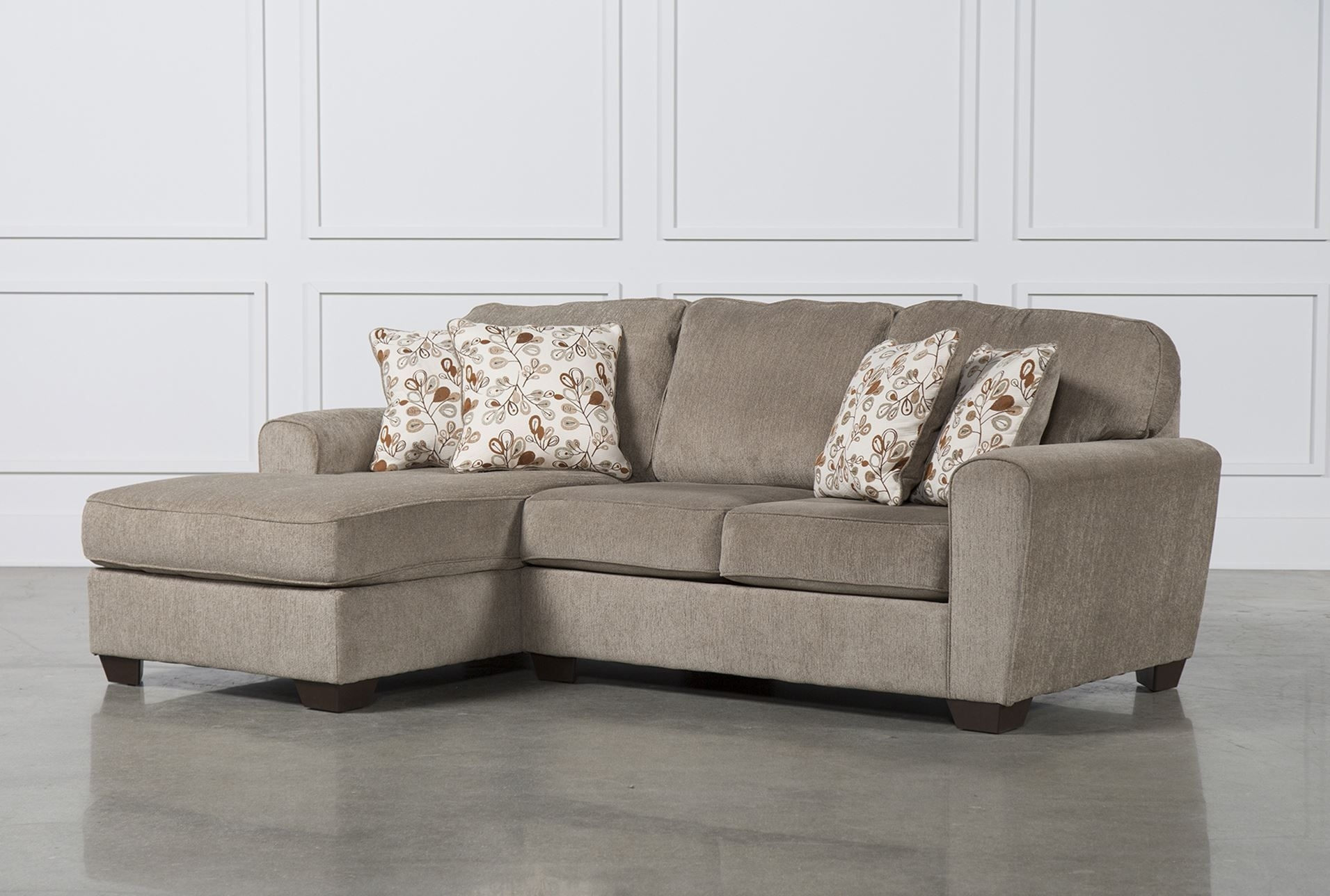 Patola Park 2 Piece Sectional W/laf Chaise | Home Improvements Pertaining To Blaine 3 Piece Sectionals (Photo 7 of 30)