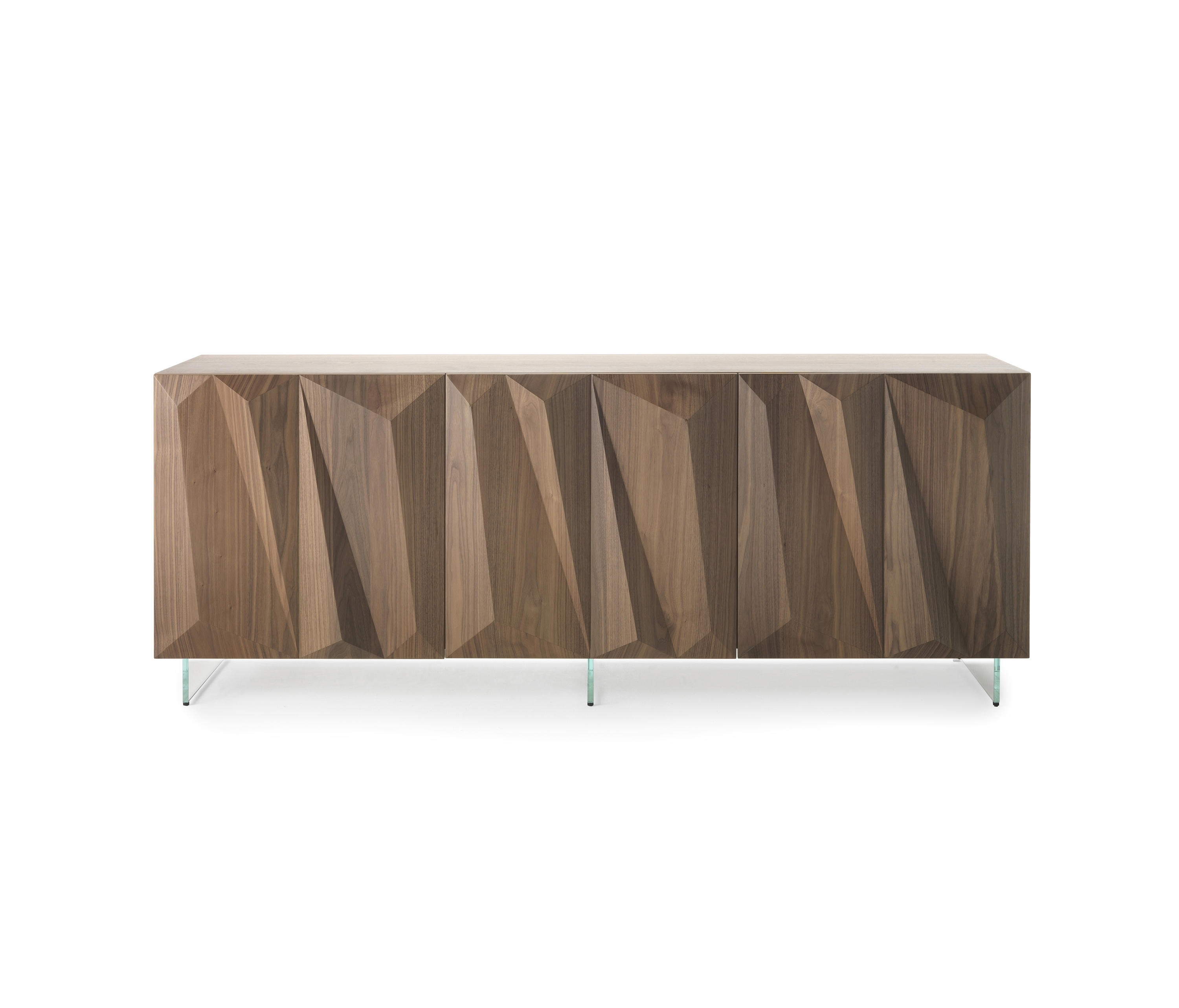 Quartz Buffet - Sideboards From Reflex | Architonic pertaining to 4 Door Wood Squares Sideboards (Image 25 of 30)