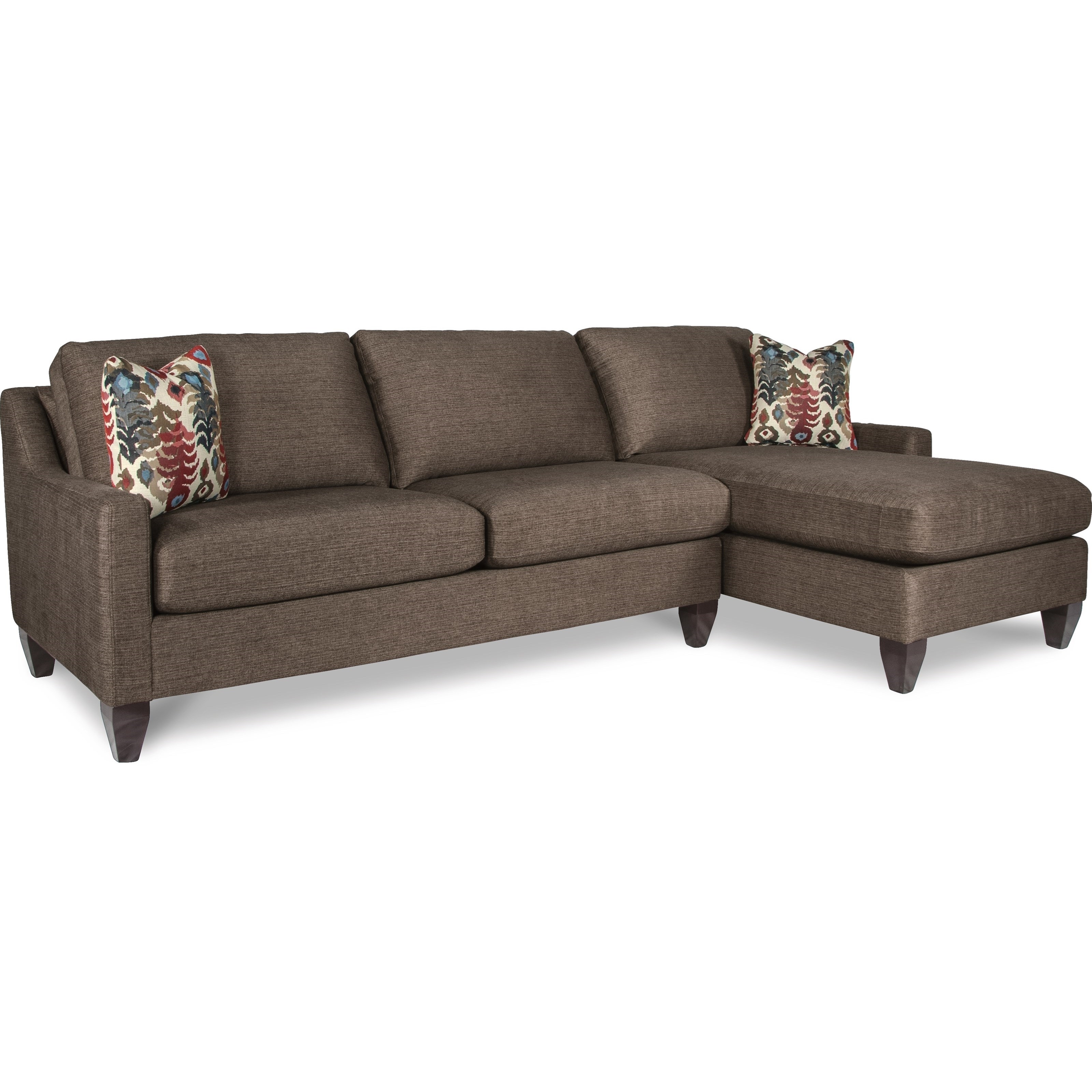 Raf Chaise Laf Sofa | Baci Living Room in Mcdade Graphite 2 Piece Sectionals With Raf Chaise (Image 21 of 30)