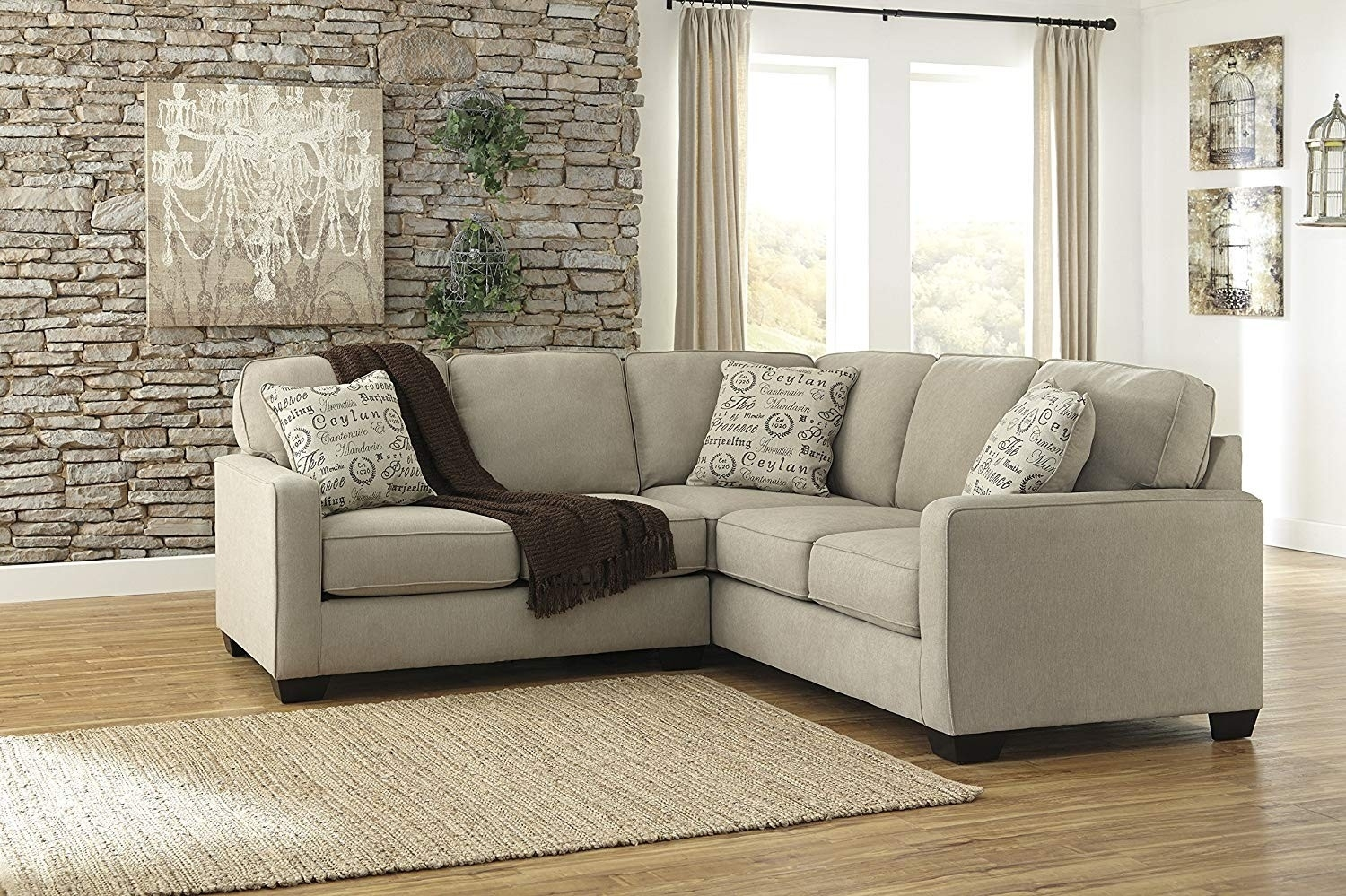 Raf Sectional - Implantologiabogota.co with regard to Turdur 3 Piece Sectionals With Laf Loveseat (Image 20 of 30)