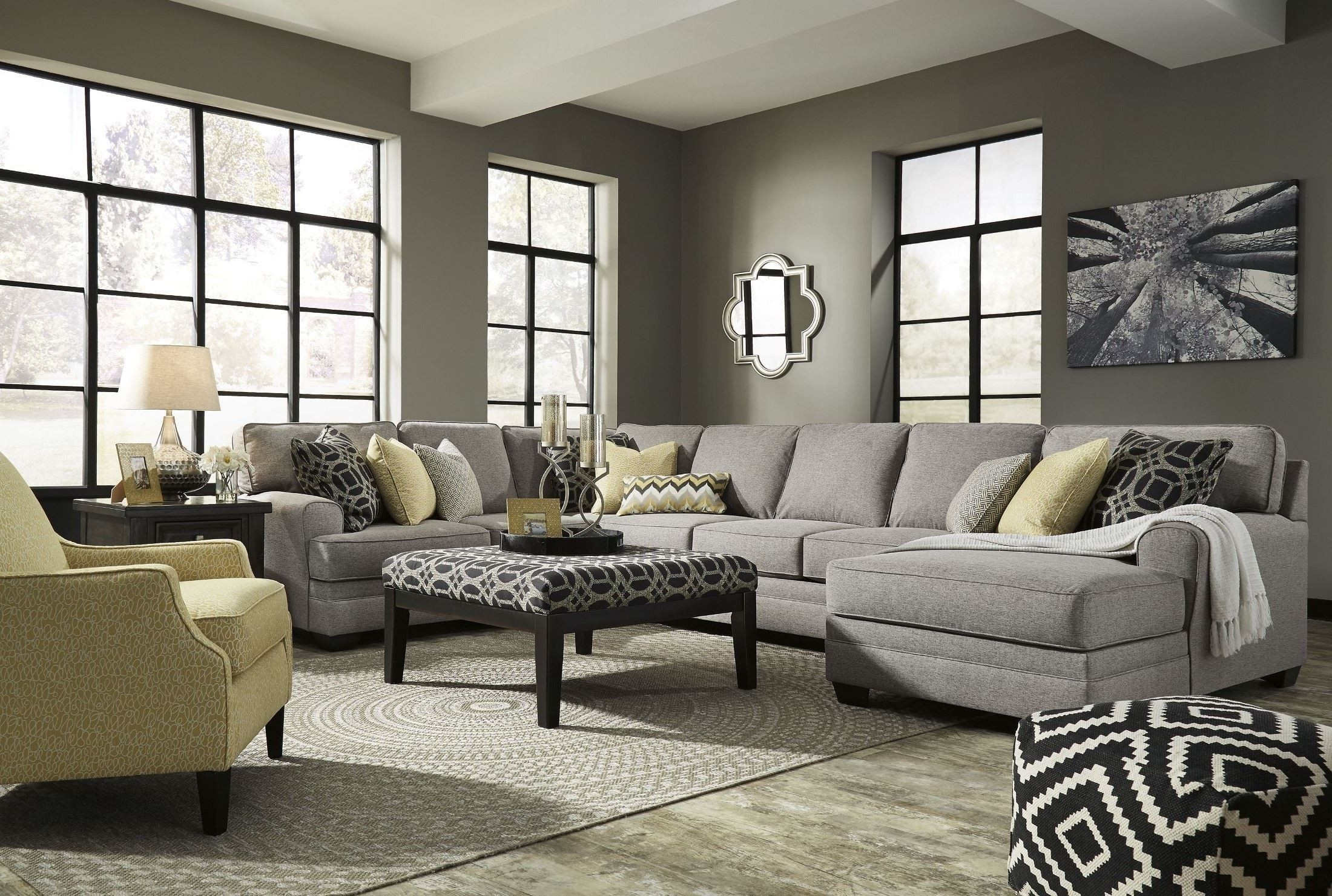 Raf Sectional - Implantologiabogota.co with regard to Turdur 3 Piece Sectionals With Raf Loveseat (Image 19 of 30)