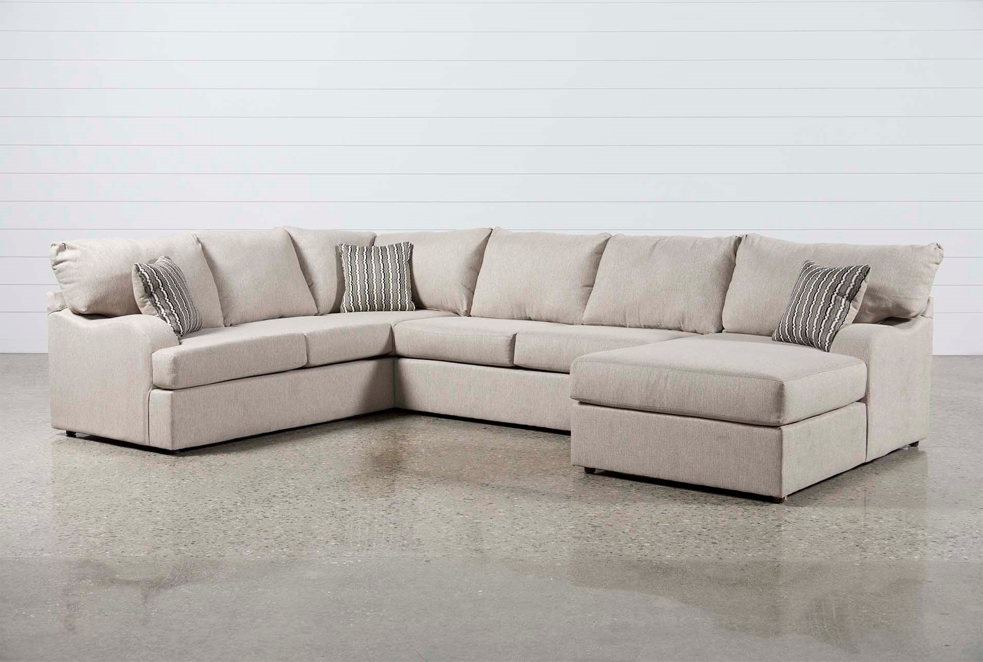 Raf Sectional Turdur 3 Piece W Loveseat Living Spaces 223462 0 Jpg with regard to Turdur 3 Piece Sectionals With Laf Loveseat (Image 22 of 30)