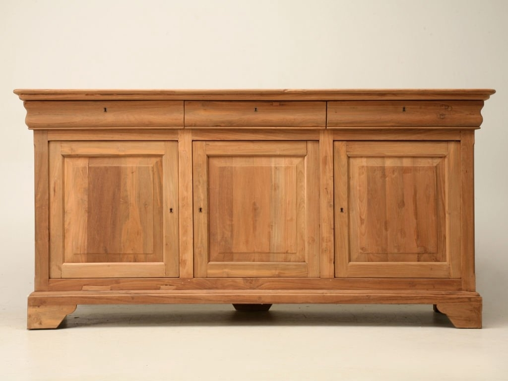 Reclaimed Wood Sideboard From Wine Cabinet — Rocket Uncle Rocket Uncle pertaining to Reclaimed 3 Drawer Icebox Sideboards (Image 17 of 30)