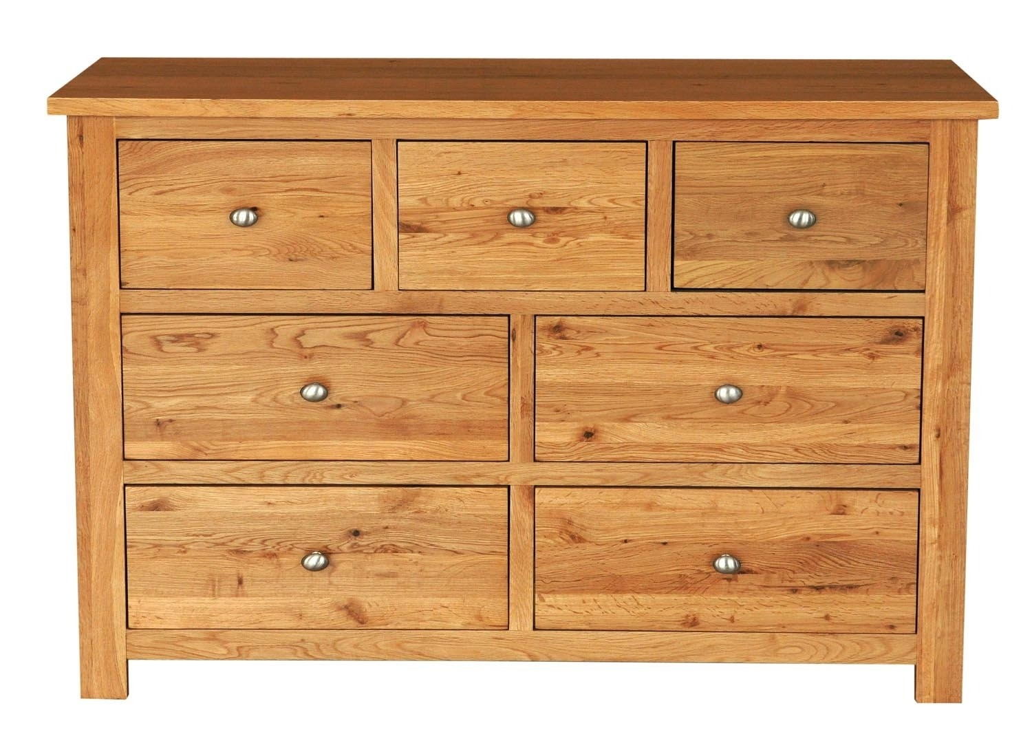 Red Barrel Studio Thunderhead 7 Drawer Sideboard | Wayfair.co.uk regarding Boyce Sideboards (Image 24 of 30)