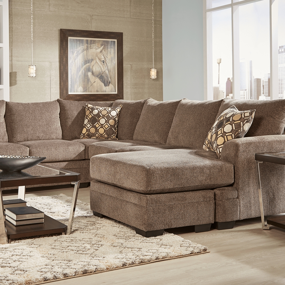 Rent To Own Furniture & Furniture Rental | Aaron's for Benton 4 Piece Sectionals (Image 21 of 30)