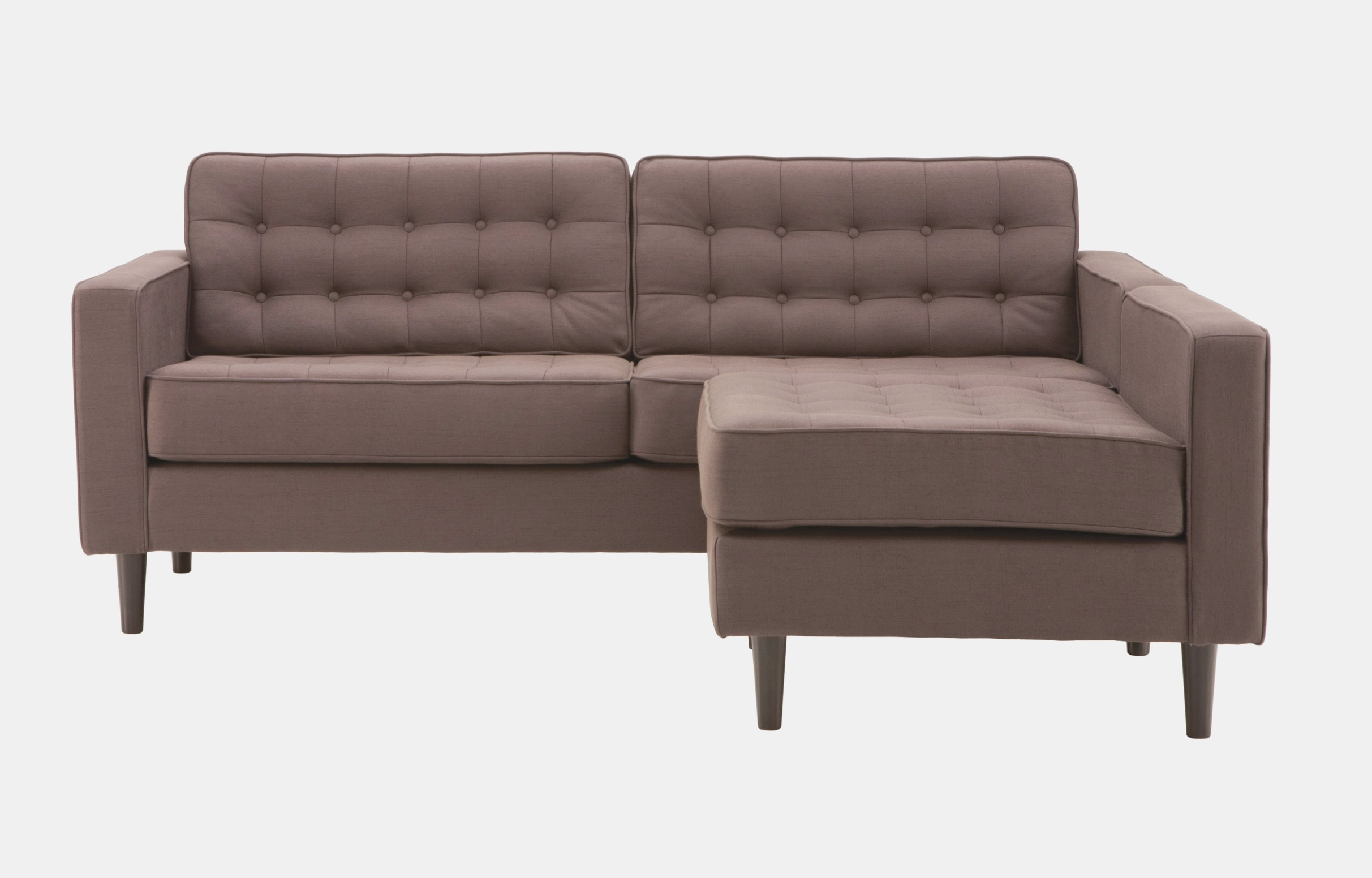 Reverie Fabric Apartment 39-Piece Sectional Sofa With Chaise within Jobs Oat 2 Piece Sectionals With Left Facing Chaise (Image 19 of 30)