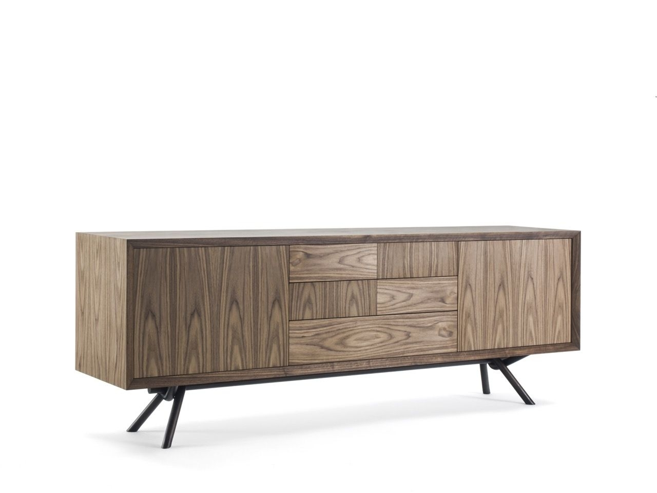 Riva 1920 | Natural Living | Kauri | Briccole inside Iron Sideboards (Image 20 of 30)