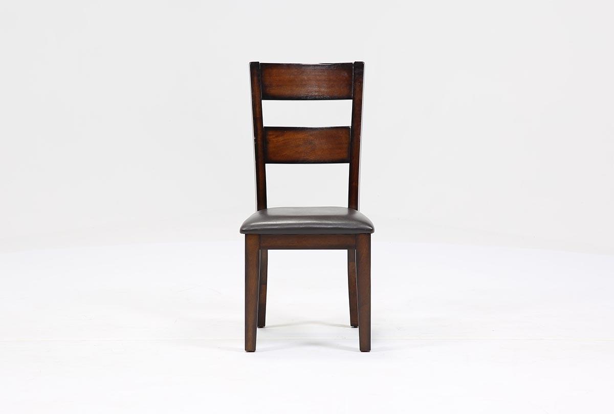 Rocco Side Chair | Living Spaces inside Rhya 4-Door Sideboards (Image 4 of 4)
