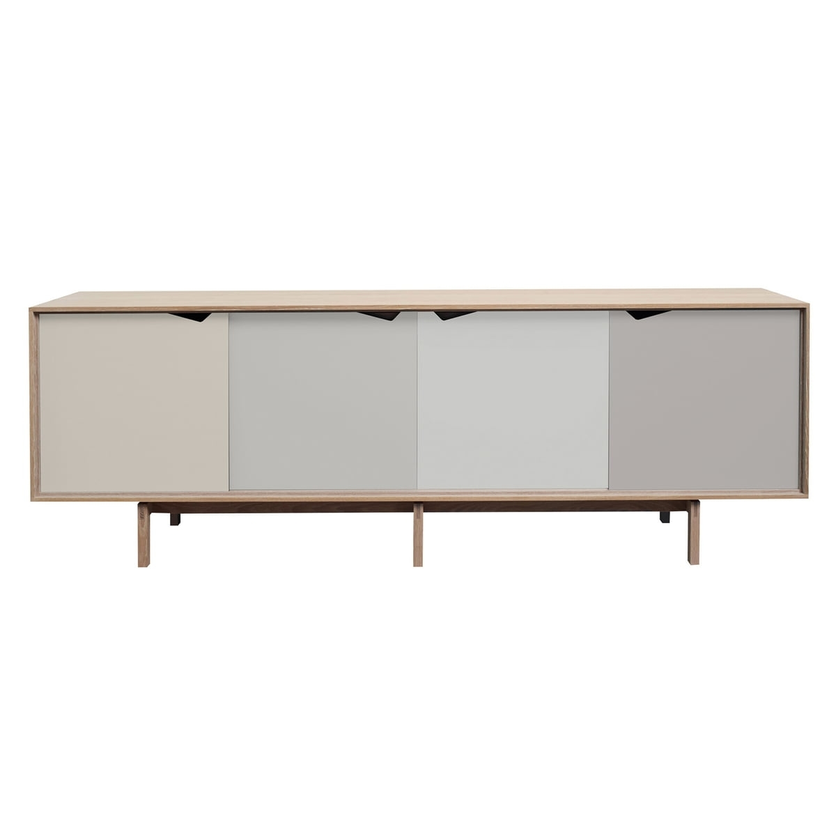 S1 Sideboard Multicoloured Andersen Furniture throughout Iron Sideboards (Image 21 of 30)