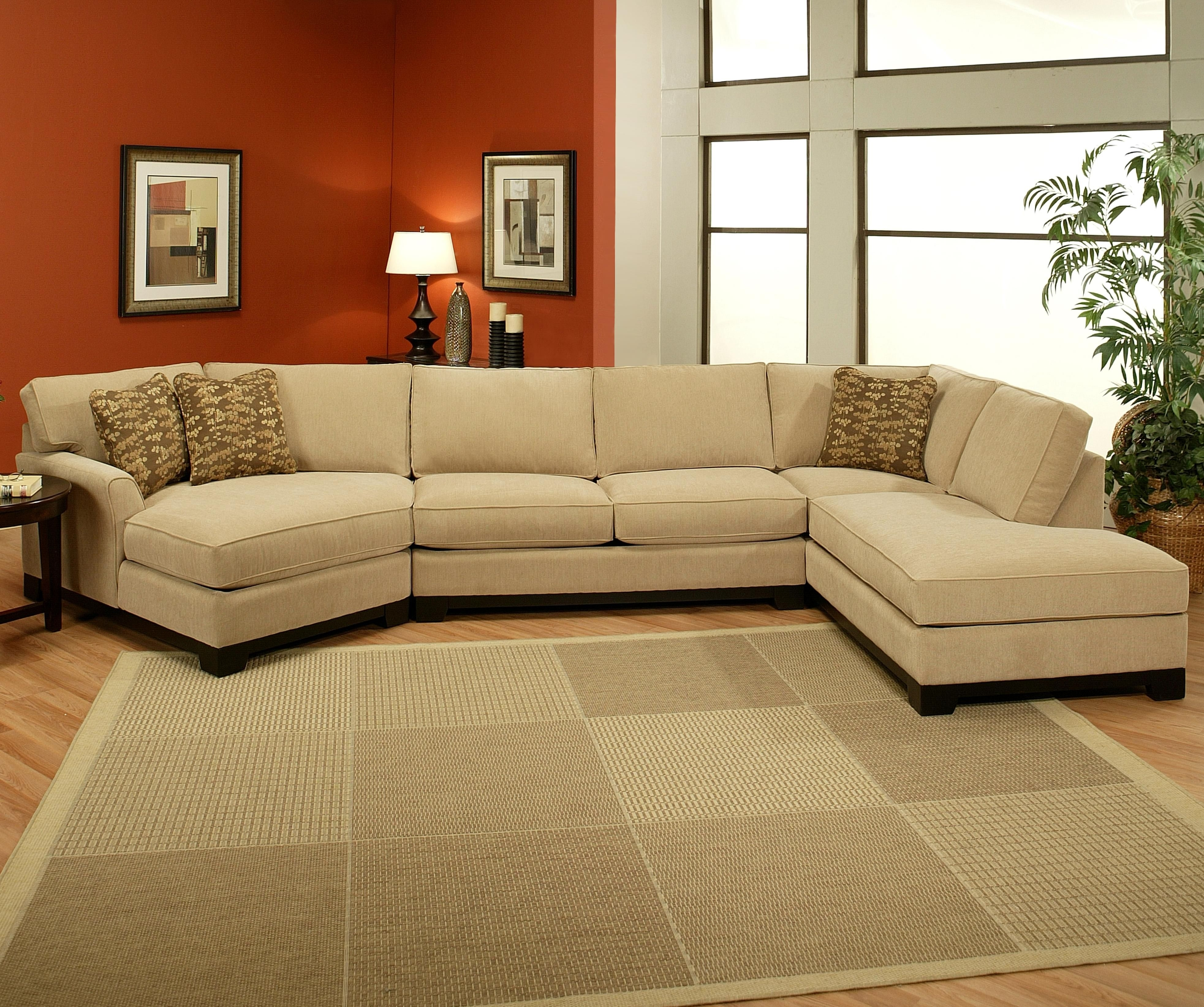 Sagittarius Sectional Jonathan Louis This Flip What Couch Locks throughout Norfolk Chocolate 6 Piece Sectionals With Raf Chaise (Image 22 of 30)