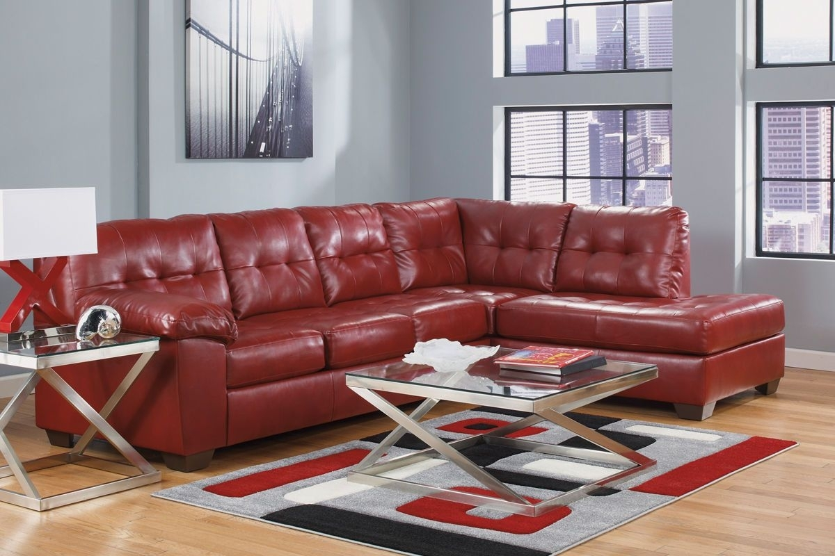 Salsa Bonded Leather Sectional | Decor Ideas | Pinterest | White in Blaine 3 Piece Sectionals (Image 26 of 30)