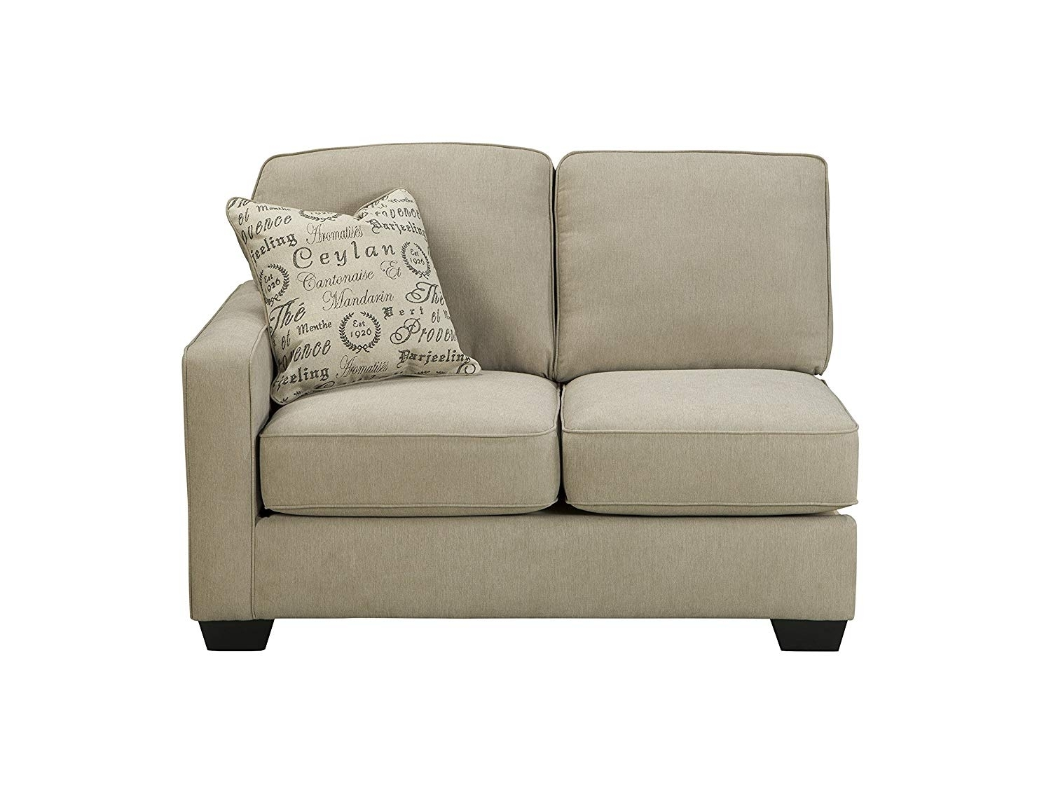 Sectional Loveseat - Tidex for Turdur 3 Piece Sectionals With Laf Loveseat (Image 24 of 30)