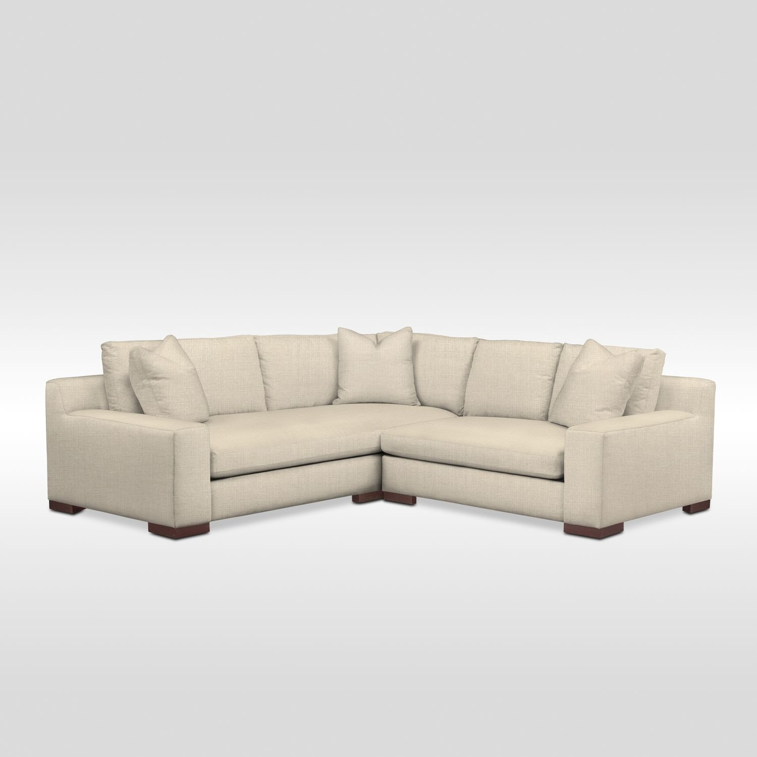 Sectional Loveseat - Tidex intended for Declan 3 Piece Power Reclining Sectionals With Right Facing Console Loveseat (Image 27 of 30)