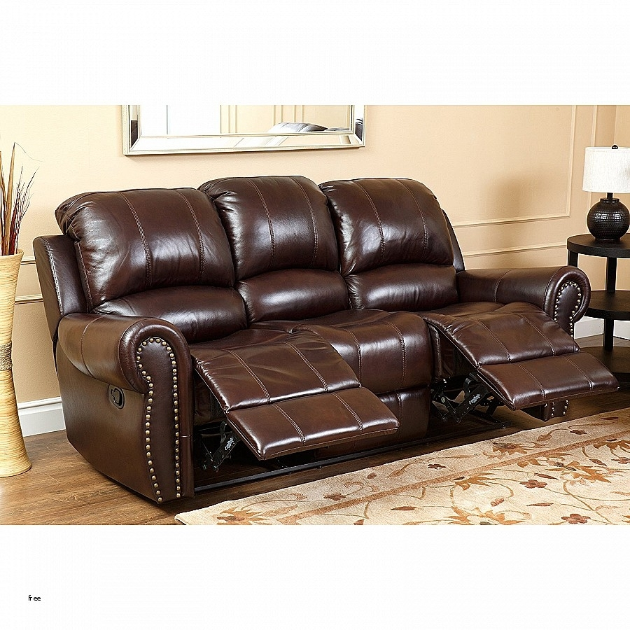 Sectional Sofas: Best Of Leather Reclining Sectional Sofa With throughout Tess 2 Piece Power Reclining Sectionals With Laf Chaise (Image 12 of 30)