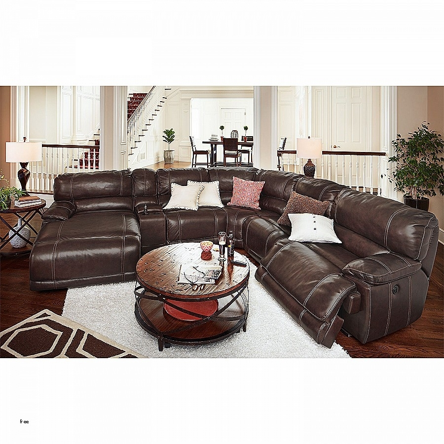 Sectional Sofas. Inspirational Sectional Recliner Sofas With Chaise intended for Jackson 6 Piece Power Reclining Sectionals With  Sleeper (Image 21 of 30)