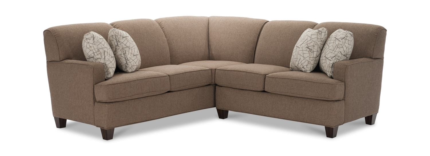 Sectional Sofas – Living Room Seating – Hom Furniture regarding Tess 2 Piece Power Reclining Sectionals With Laf Chaise (Image 9 of 30)