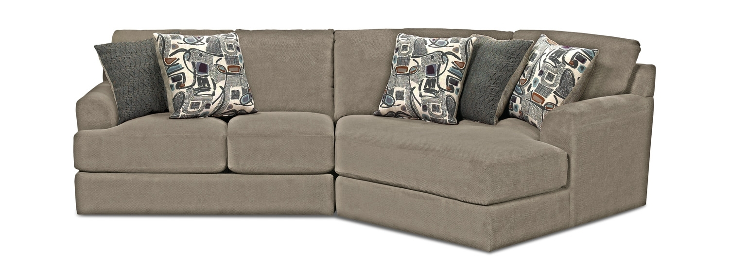 Sectional Sofas – Living Room Seating – Hom Furniture regarding Tess 2 Piece Power Reclining Sectionals With Laf Chaise (Image 8 of 30)