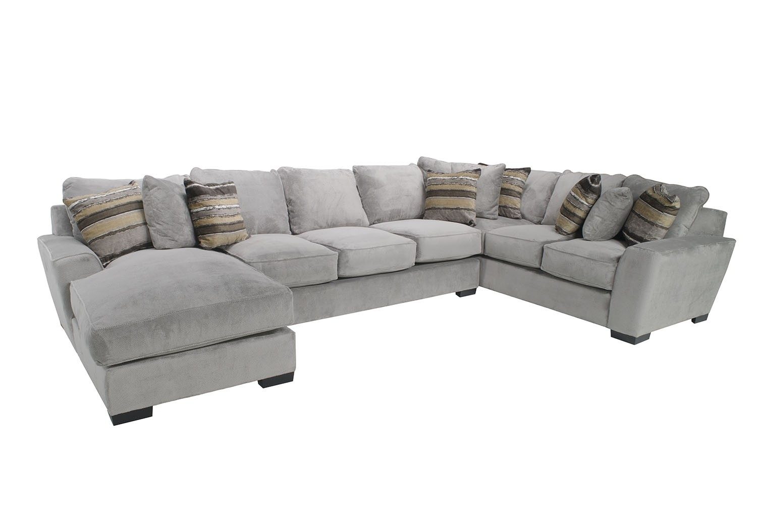 Sectional Sofas | Save Mor Online And In-Store in Marcus Chocolate 6 Piece Sectionals With Power Headrest And Usb (Image 18 of 30)