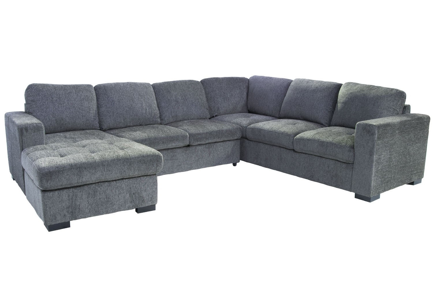 Sectional Sofas | Save Mor Online And In-Store with Aspen 2 Piece Sleeper Sectionals With Laf Chaise (Image 25 of 30)