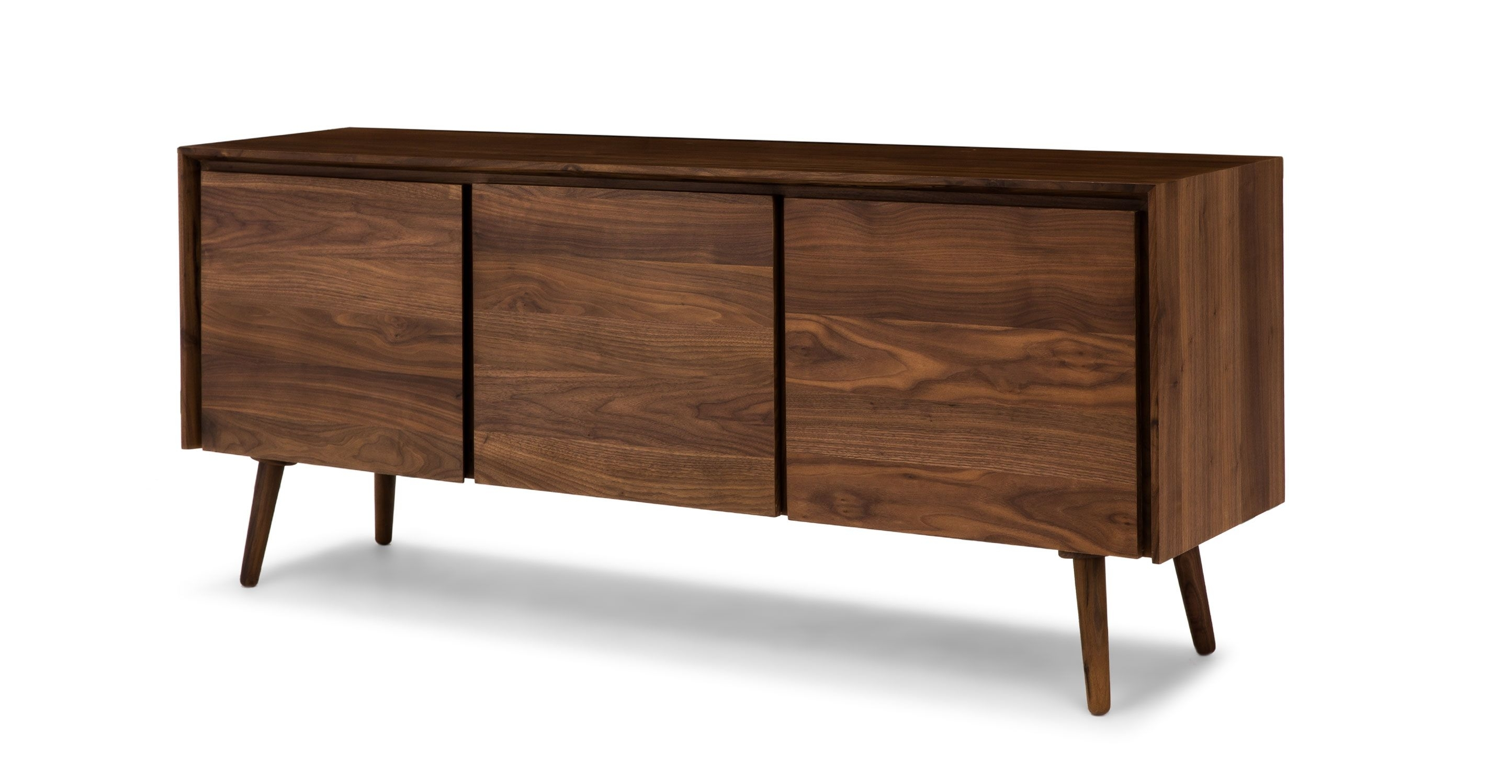 "Seno Walnut 71"" Sideboard 