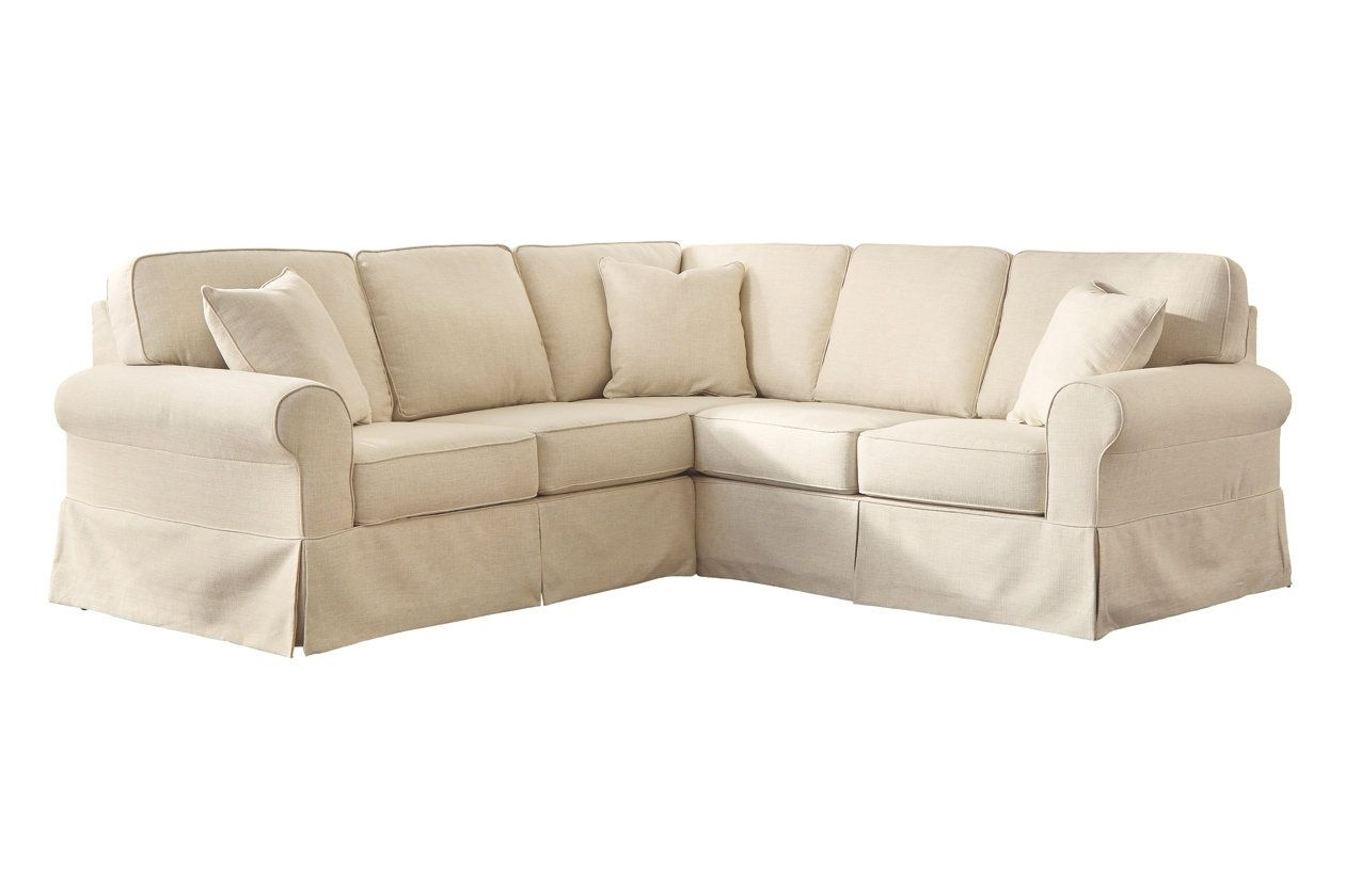 Shermyla 2-Piece Sectional | Ashley Furniture Homestore | New Living within Benton 4 Piece Sectionals (Image 28 of 30)