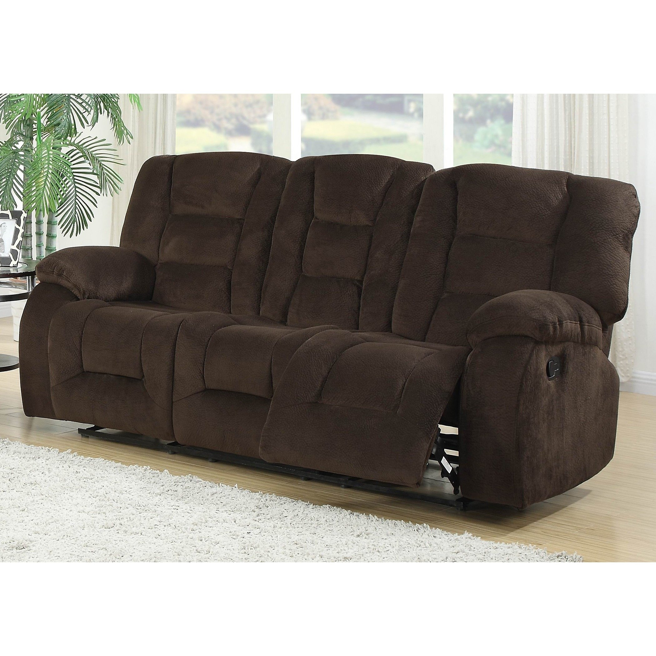 Shop Jackson Dual Reclining Sofa - Free Shipping Today - Overstock with Jackson 6 Piece Power Reclining Sectionals With  Sleeper (Image 24 of 30)