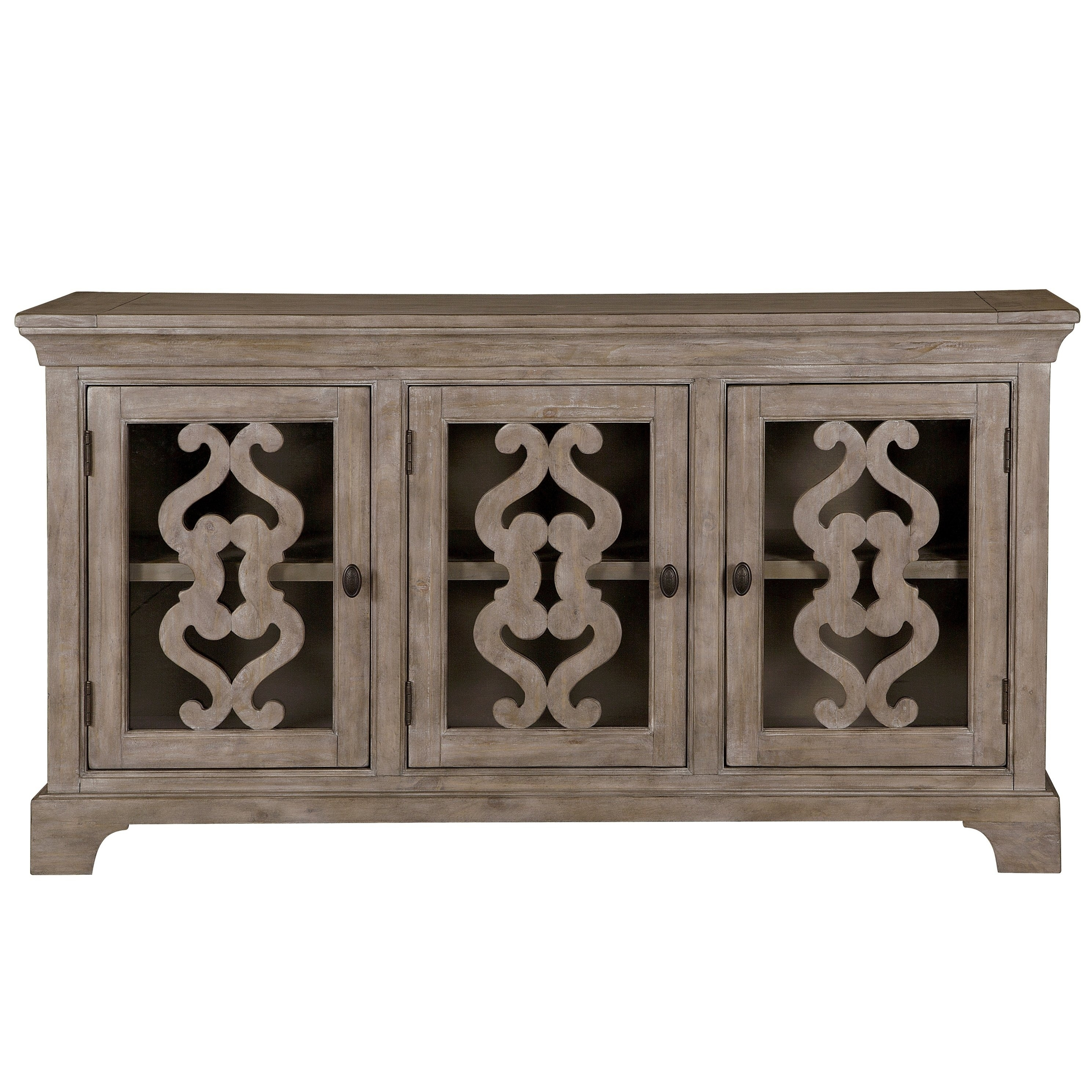 Shop Tinley Park Traditional Dove Tail Grey Server - N/a - Free intended for Norwood Sideboards (Image 21 of 30)