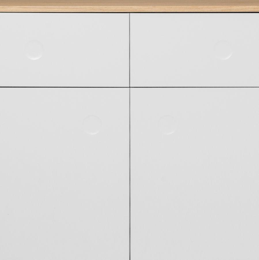 Sideboard Dot Ii | Sideboard Weiss | Pinterest | Sideboard And Dots inside Candice Ii Sideboards (Image 28 of 30)