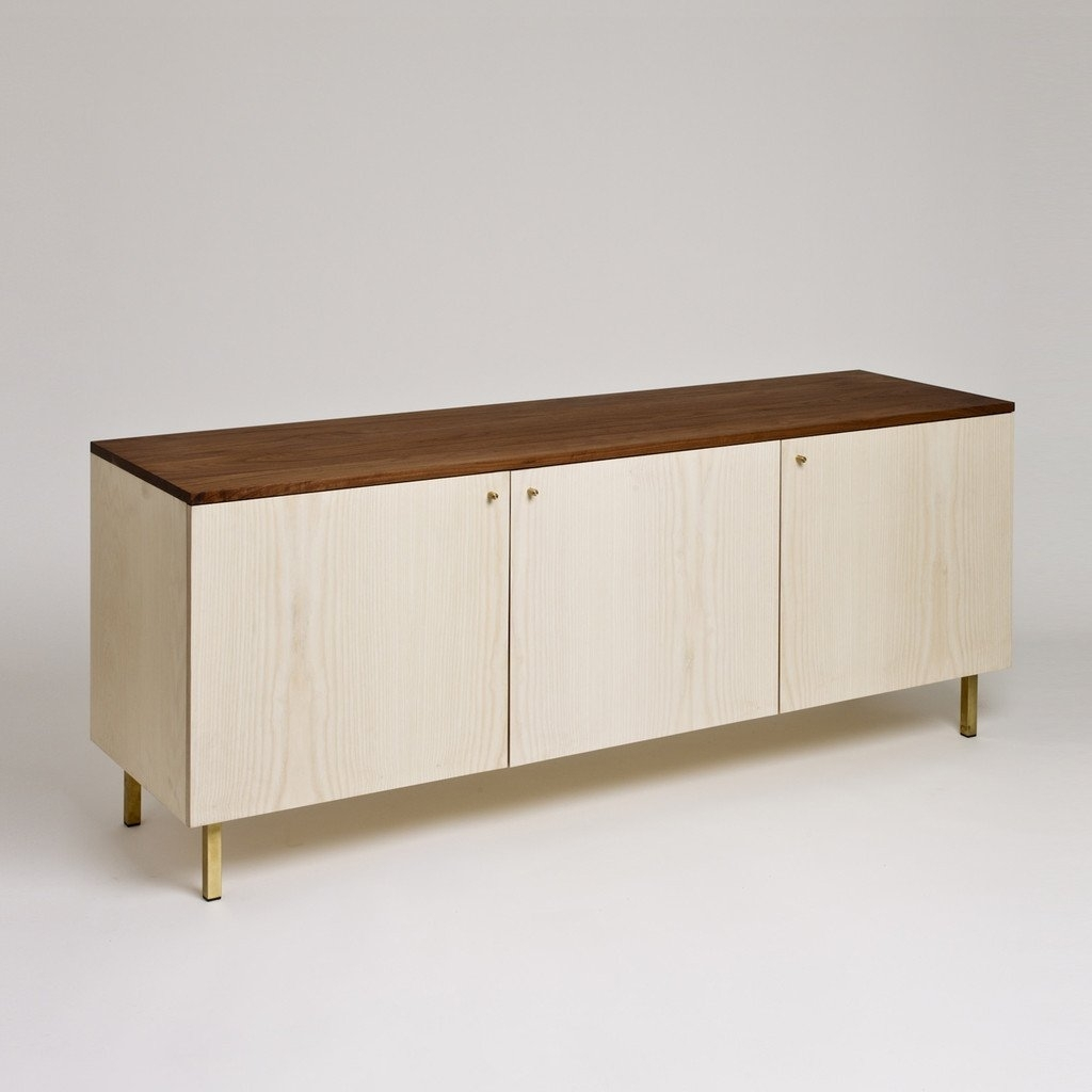 Sideboard Twoanother Country — Haus® Regarding Oil Pale Finish 3 Door Sideboards (View 24 of 30)