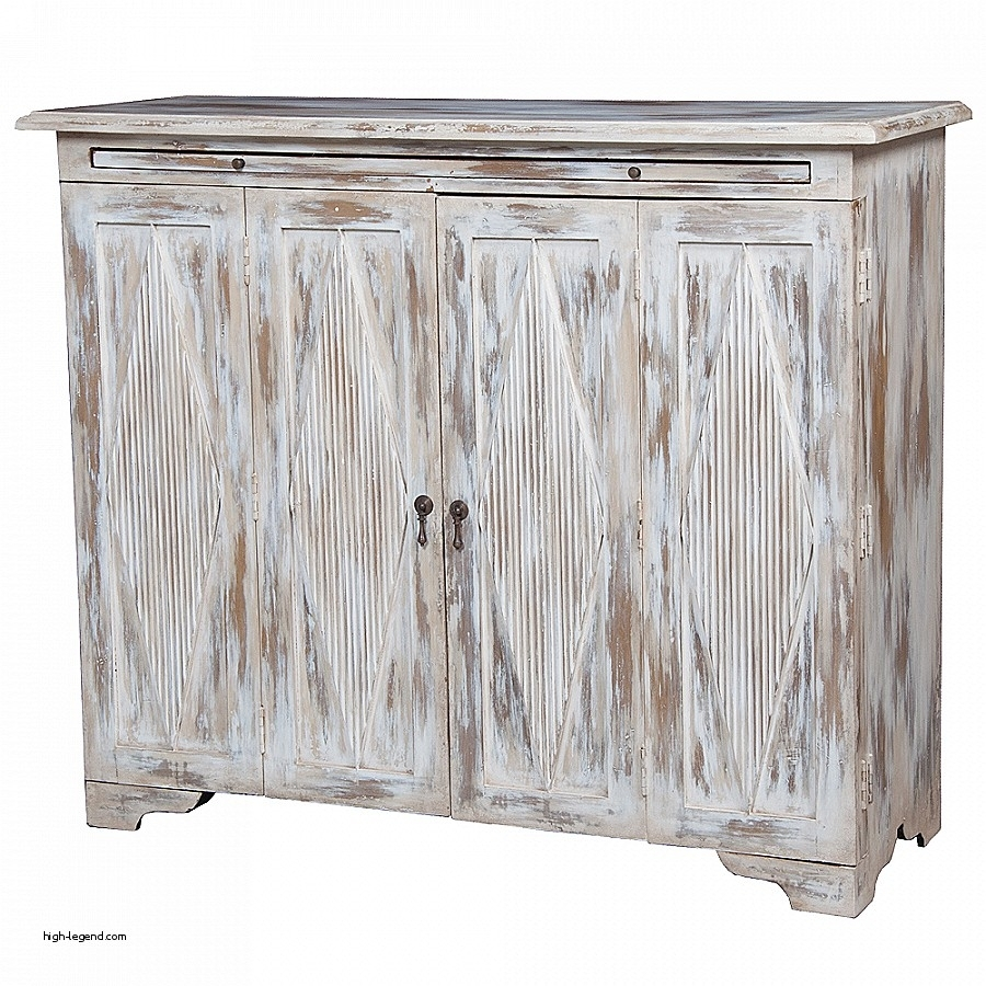 Sideboard. Unique Rustic Sideboards Furniture: Rustic Sideboards with 2-Door White Wash Sideboards (Image 20 of 30)