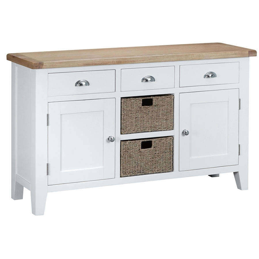 Sideboards, Dining Room Furniture - Robert Dyas intended for Jigsaw Refinement Sideboards (Image 25 of 30)