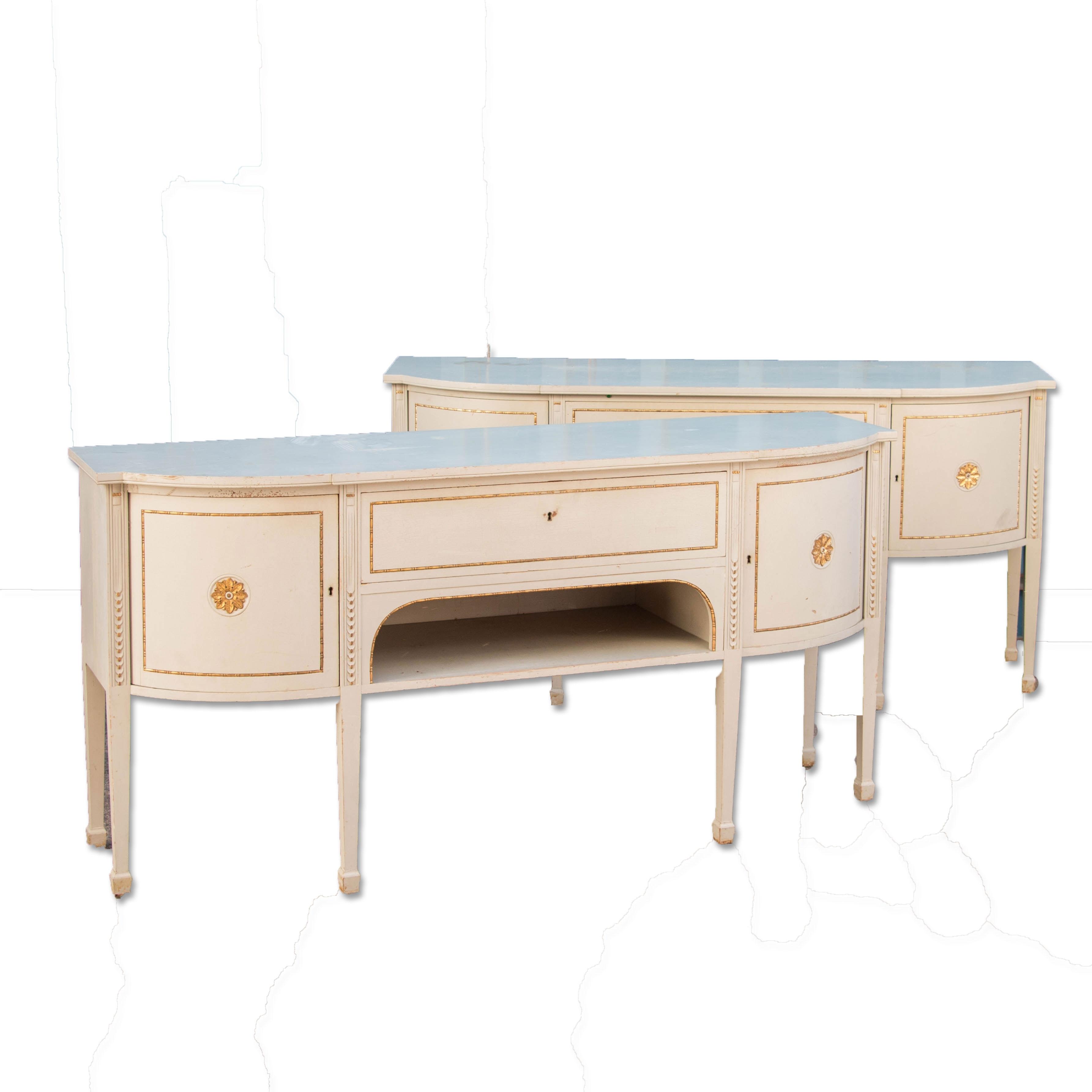 Sideboards | Scandinavian Antiques | Antique Furniture For Sale for Natural Oak Wood 78 Inch Sideboards (Image 26 of 30)