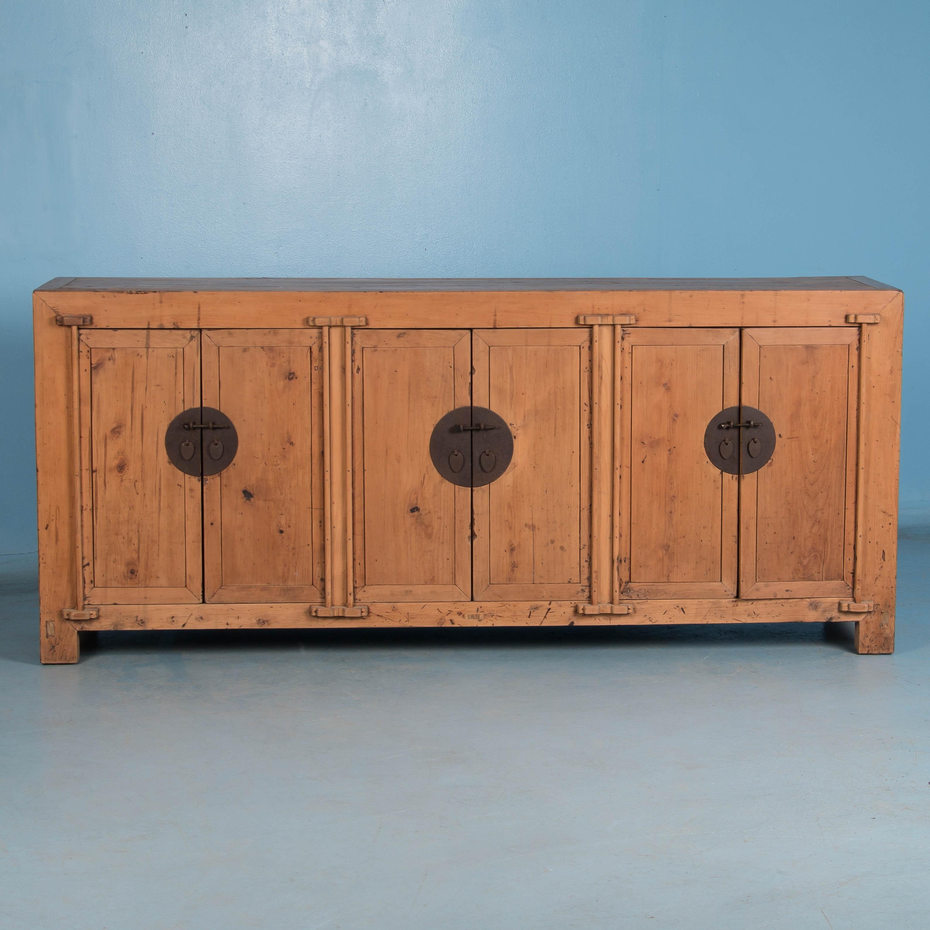 Sideboards | Scandinavian Antiques | Antique Furniture For Sale inside Natural Oak Wood 78 Inch Sideboards (Image 27 of 30)