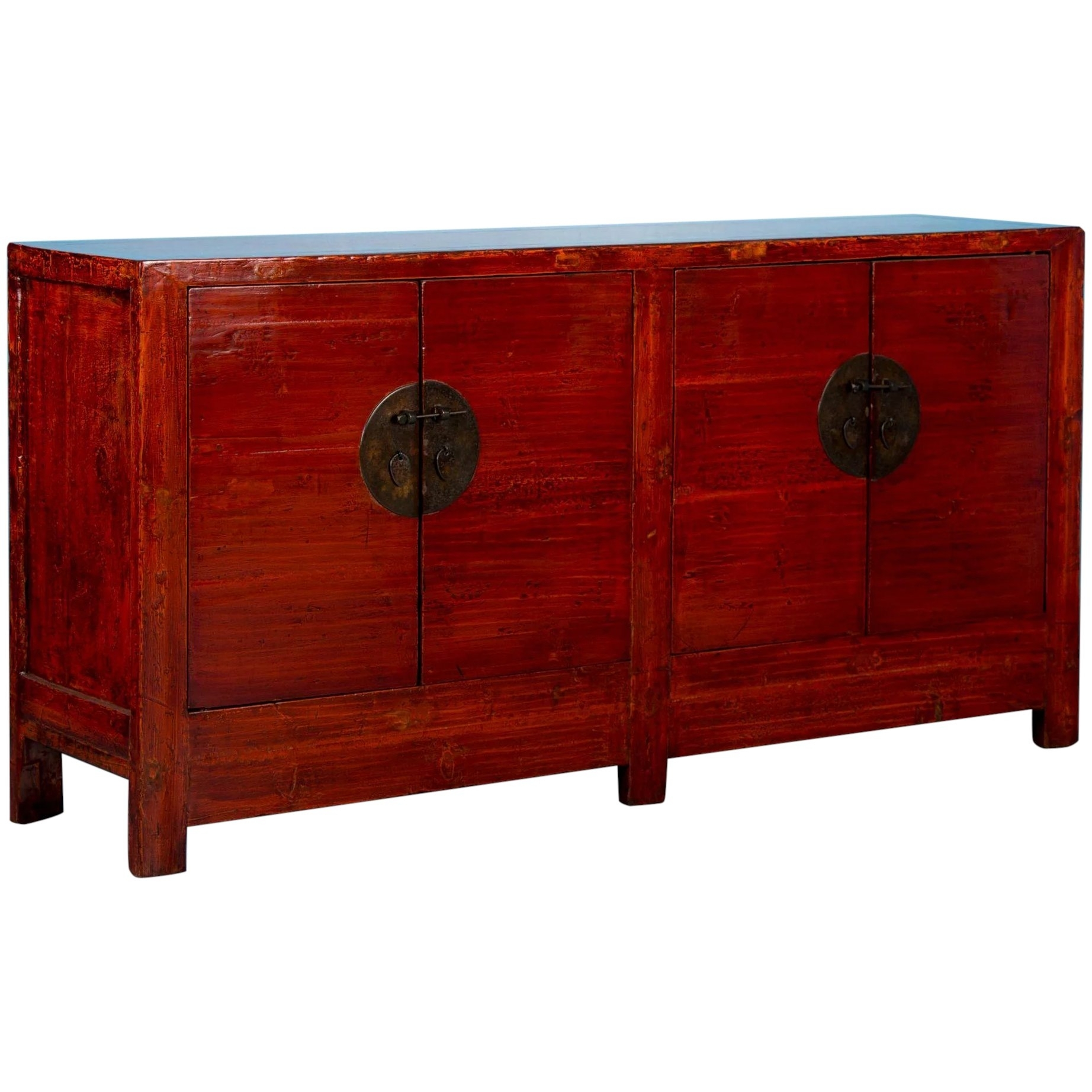 Sideboards | Scandinavian Antiques | Antique Furniture For Sale regarding Vintage Finish 4-Door Sideboards (Image 24 of 30)