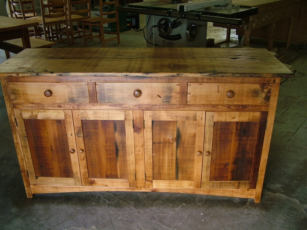 Sideboards - The Shaker Craftsman intended for Craftsman Sideboards (Image 24 of 30)
