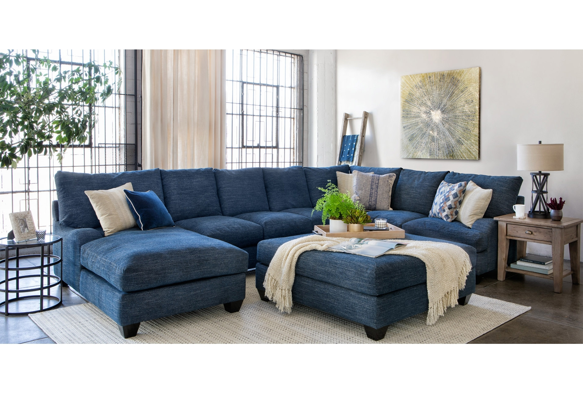 Sierra Down 3 Piece Sectional W/laf Chaise | Products | Pinterest Throughout Sierra Down 3 Piece Sectionals With Laf Chaise (View 26 of 30)