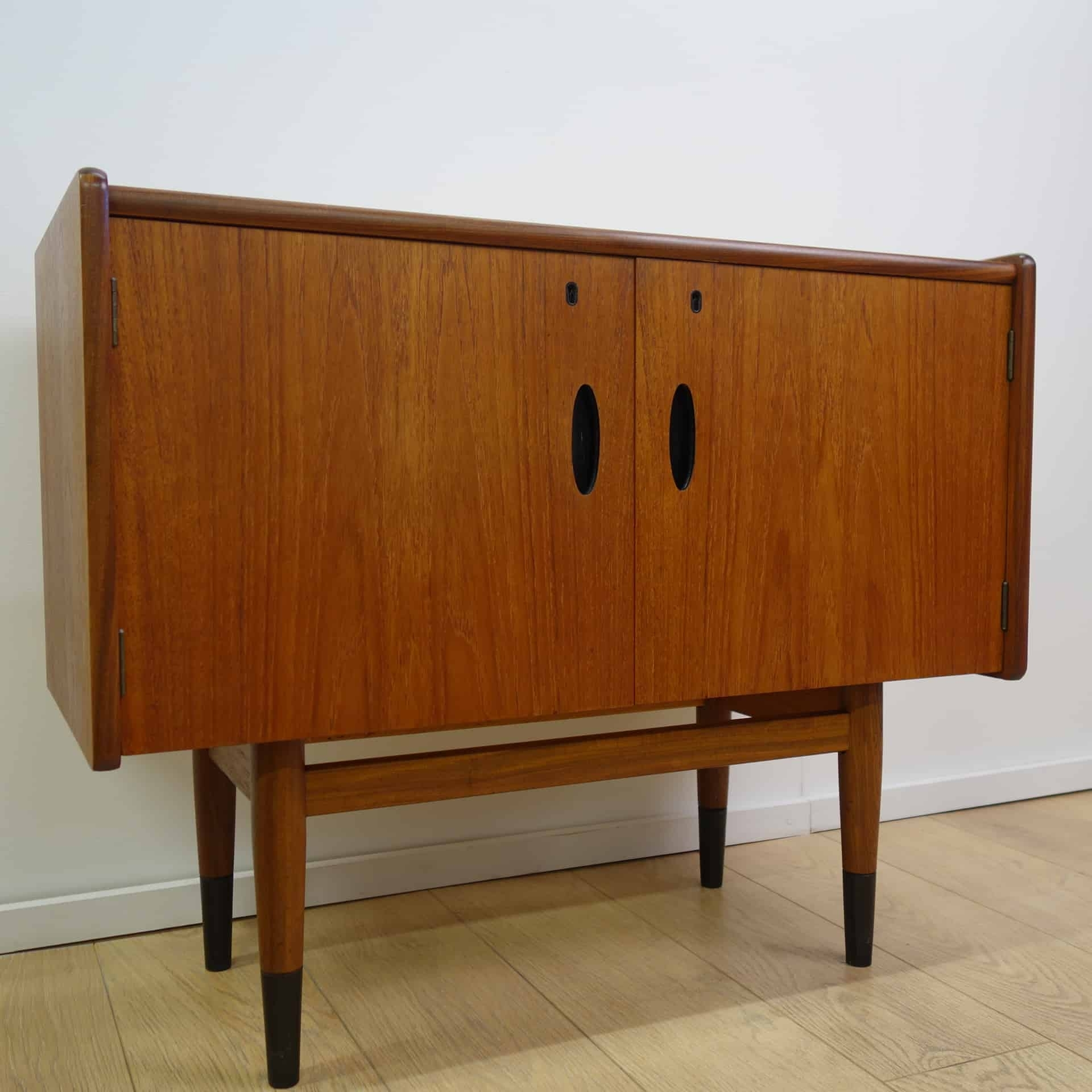 Small 1960S Teak Sideboard - Mark Parrish Mid Century Modern in Parrish Sideboards (Image 22 of 30)