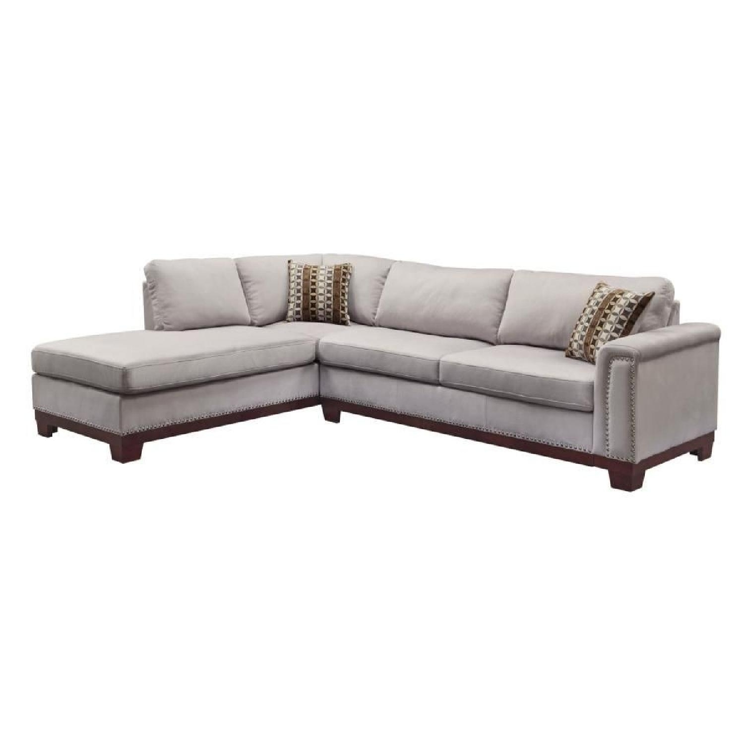 Sofa With Reversible Chaise Lounge | Home Furniture Ideas In Mcculla Sofa Sectionals With Reversible Chaise (View 30 of 30)