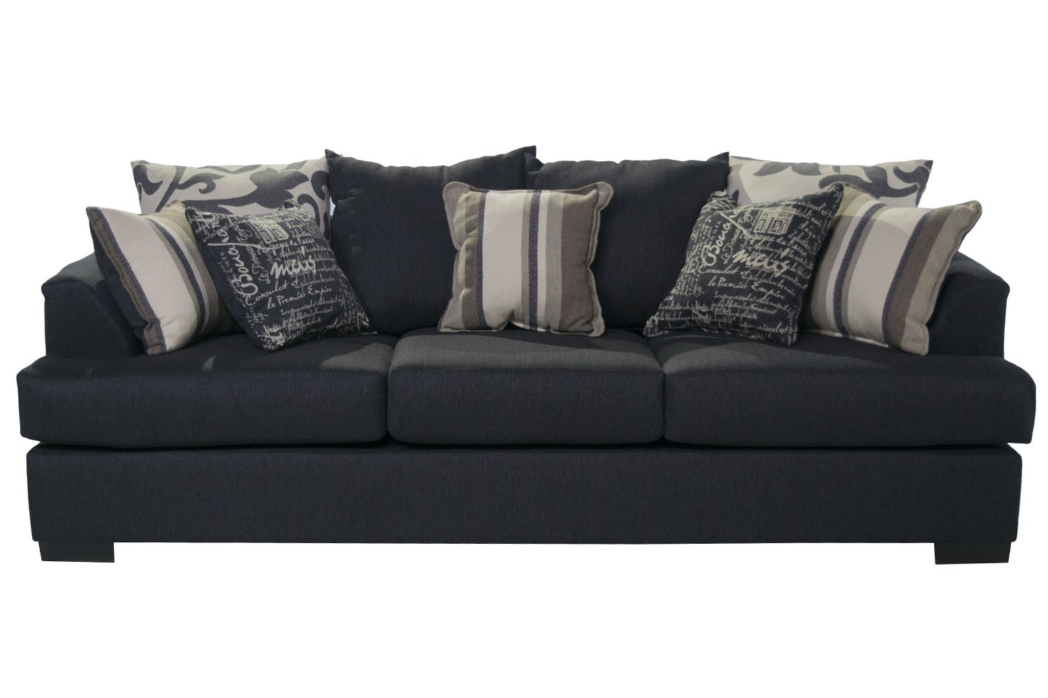 Sofas & Couches | Save Mor Online And In-Store with Norfolk Chocolate 6 Piece Sectionals (Image 27 of 30)