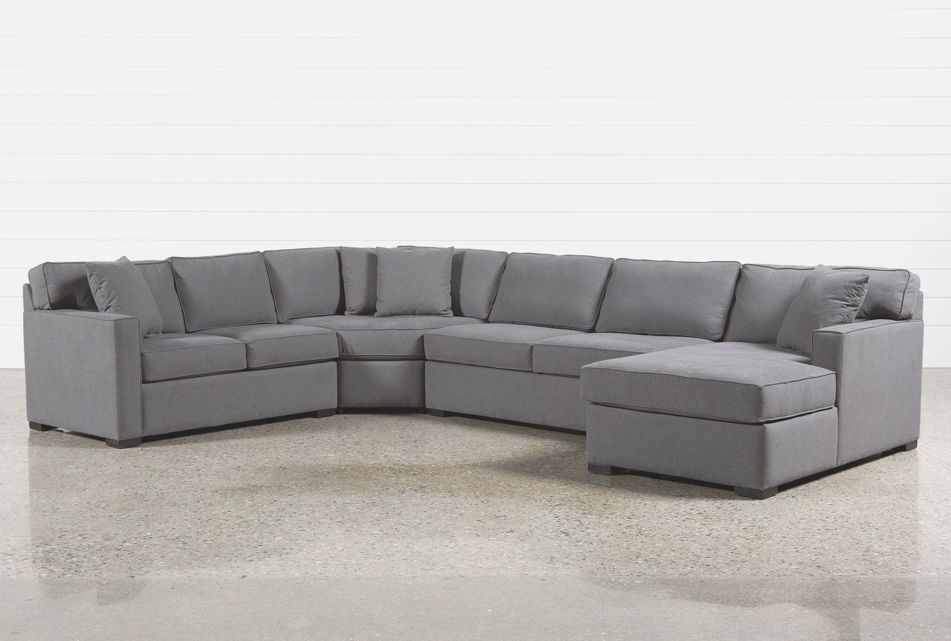 Sofas For Small Apartments - Best Sleeper Sofas For Small Apartments pertaining to Karen 3 Piece Sectionals (Image 26 of 30)
