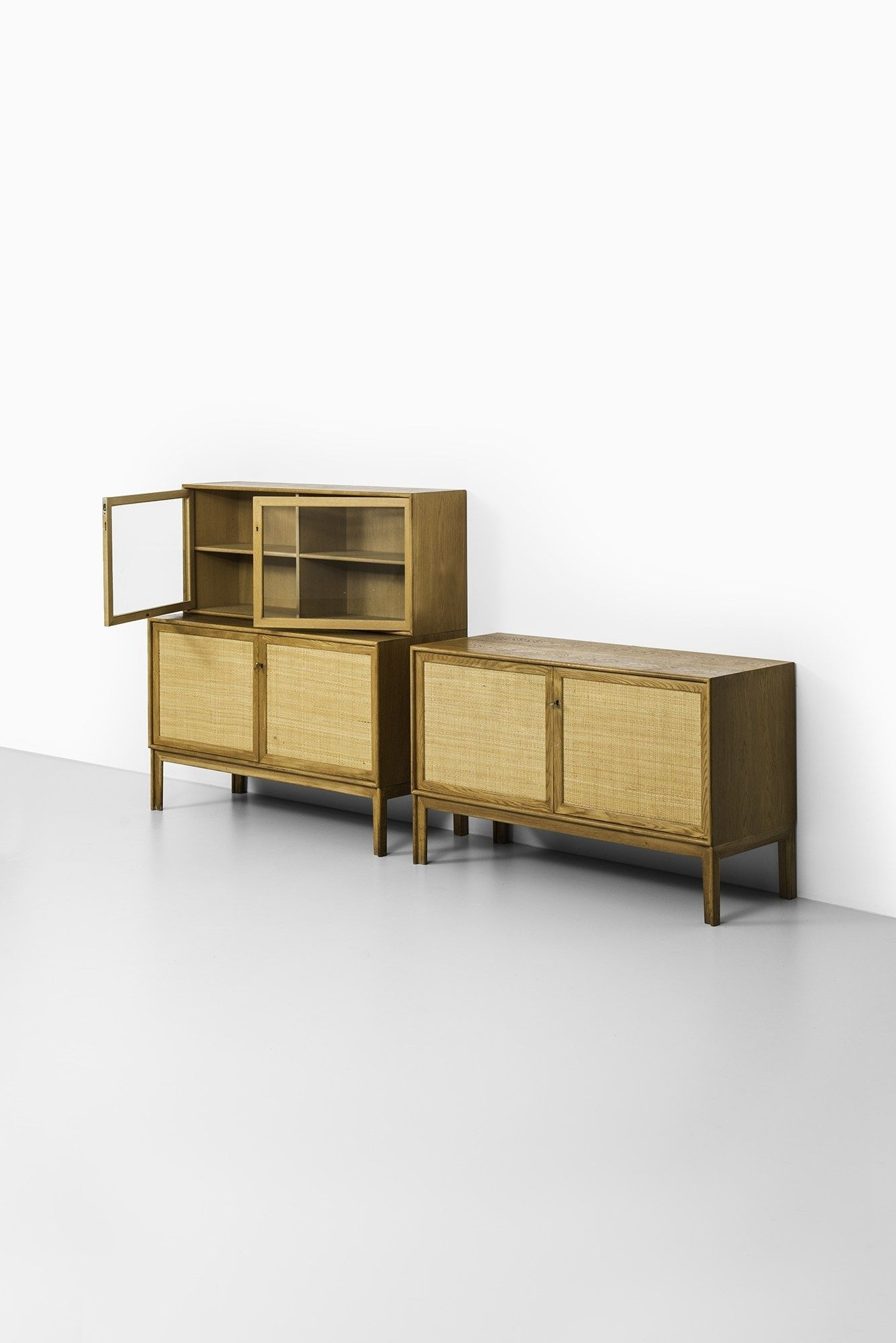 Sold | Woven Cane Furniture & Objects | Pinterest | Sideboard with regard to Parrish Sideboards (Image 25 of 30)