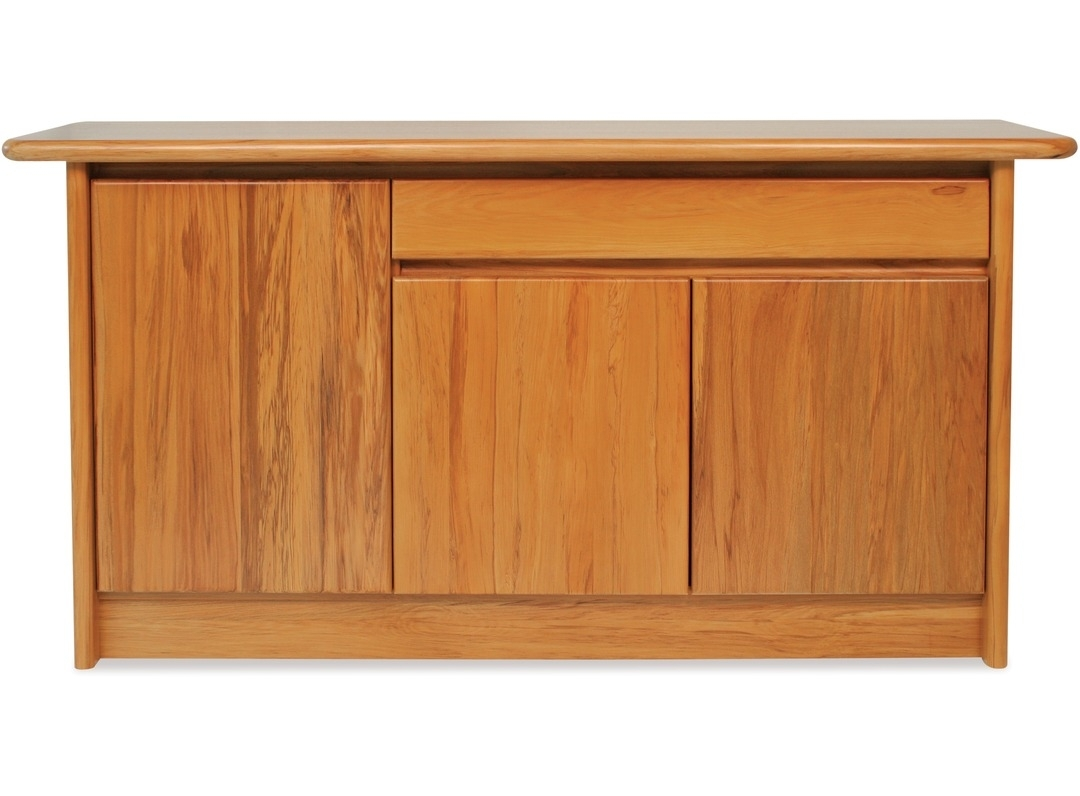Strada 1500 Sideboard | Wall Units China Cabinets | Display Storage throughout Logan Sideboards (Image 24 of 30)