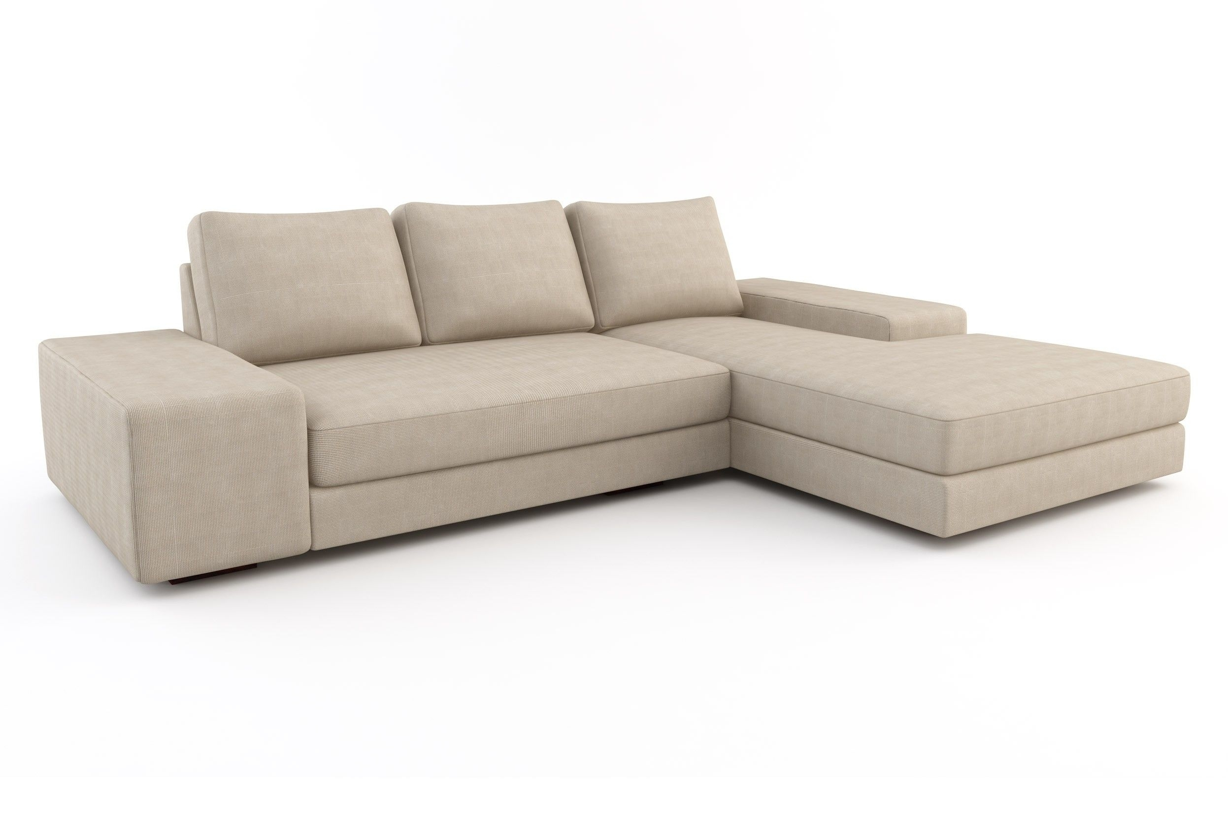 Strata Chaise Sectional | Pinterest | Modern, Modern Living And with London Optical Reversible Sofa Chaise Sectionals (Image 29 of 30)