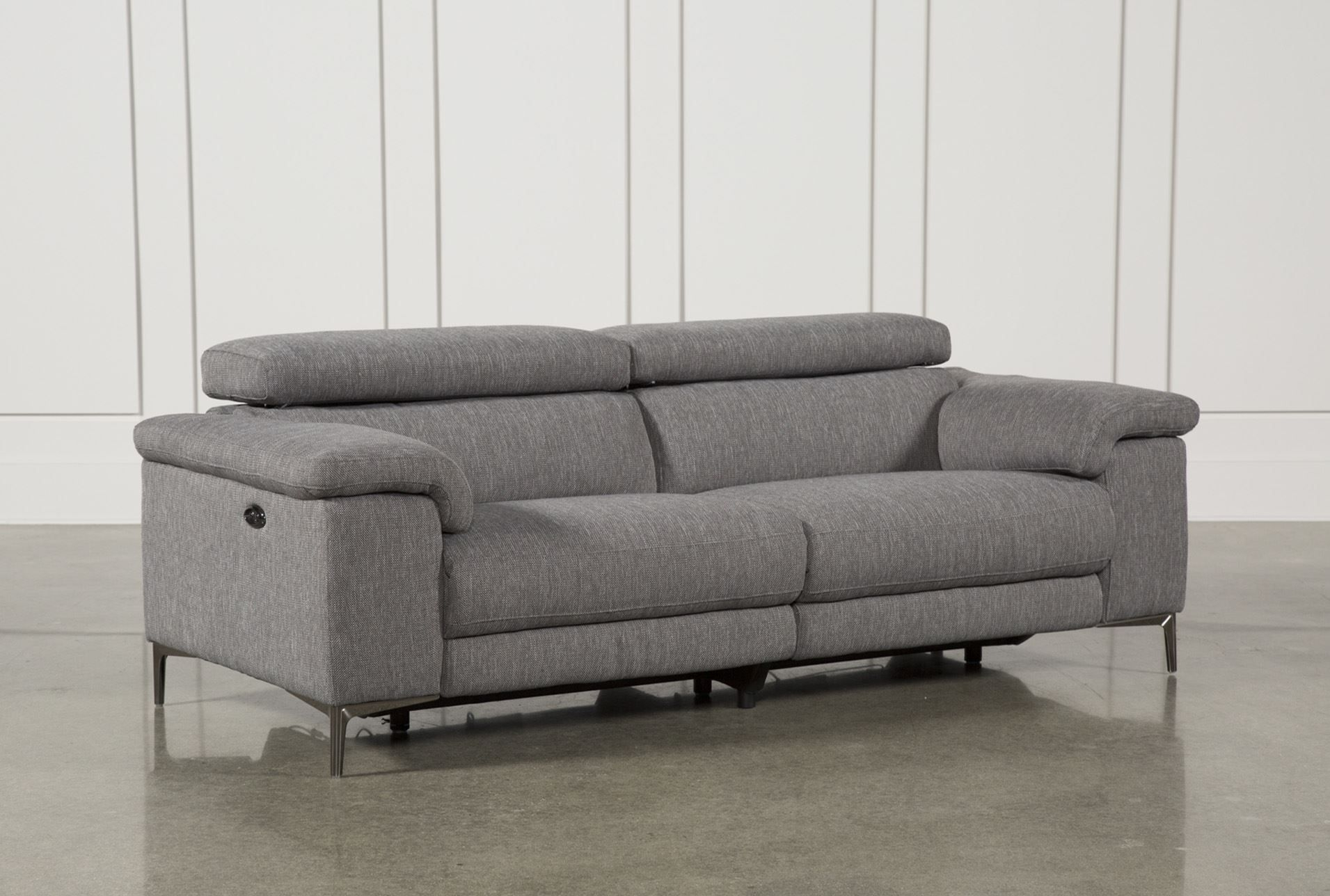 Talin Power Reclining Sofa W/usb | . Sylmar . Living Room with Turdur 2 Piece Sectionals With Raf Loveseat (Image 28 of 30)