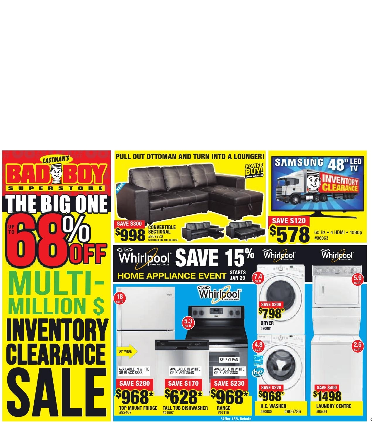 The Etobicoke Guardian Central, January 28, 2016The Etobicoke intended for Taron 3 Piece Power Reclining Sectionals With Right Facing Console Loveseat (Image 26 of 30)