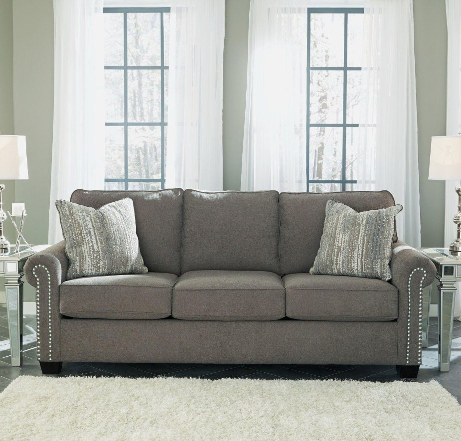 The Superior 35 Graphic Grey Microfiber Sofa Phenomenal | Yunaforum with regard to Egan Ii Cement Sofa Sectionals With Reversible Chaise (Image 28 of 30)
