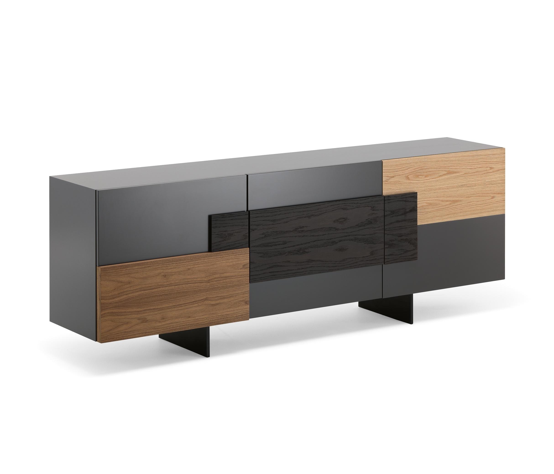 Torino - Sideboards From Cattelan Italia | Architonic regarding Black Burnt Oak Sideboards (Image 27 of 30)