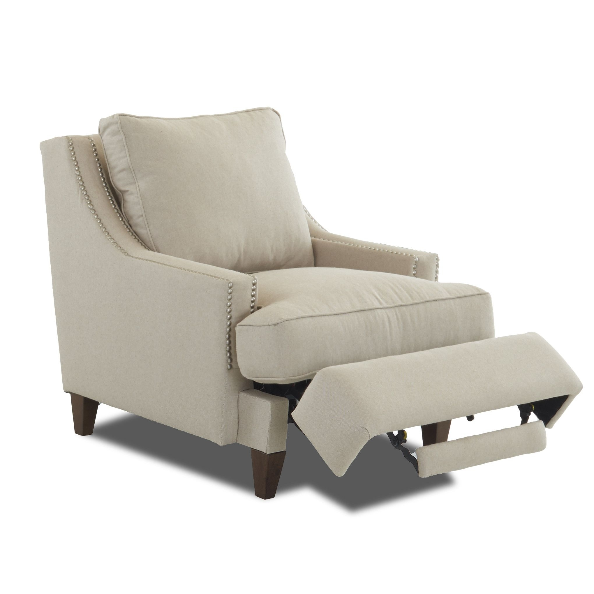 Tricia Power Recliner | For House #2 | Pinterest | Recliner, Chair in Travis Dk Grey Leather 6 Piece Power Reclining Sectionals With Power Headrest & Usb (Image 28 of 30)